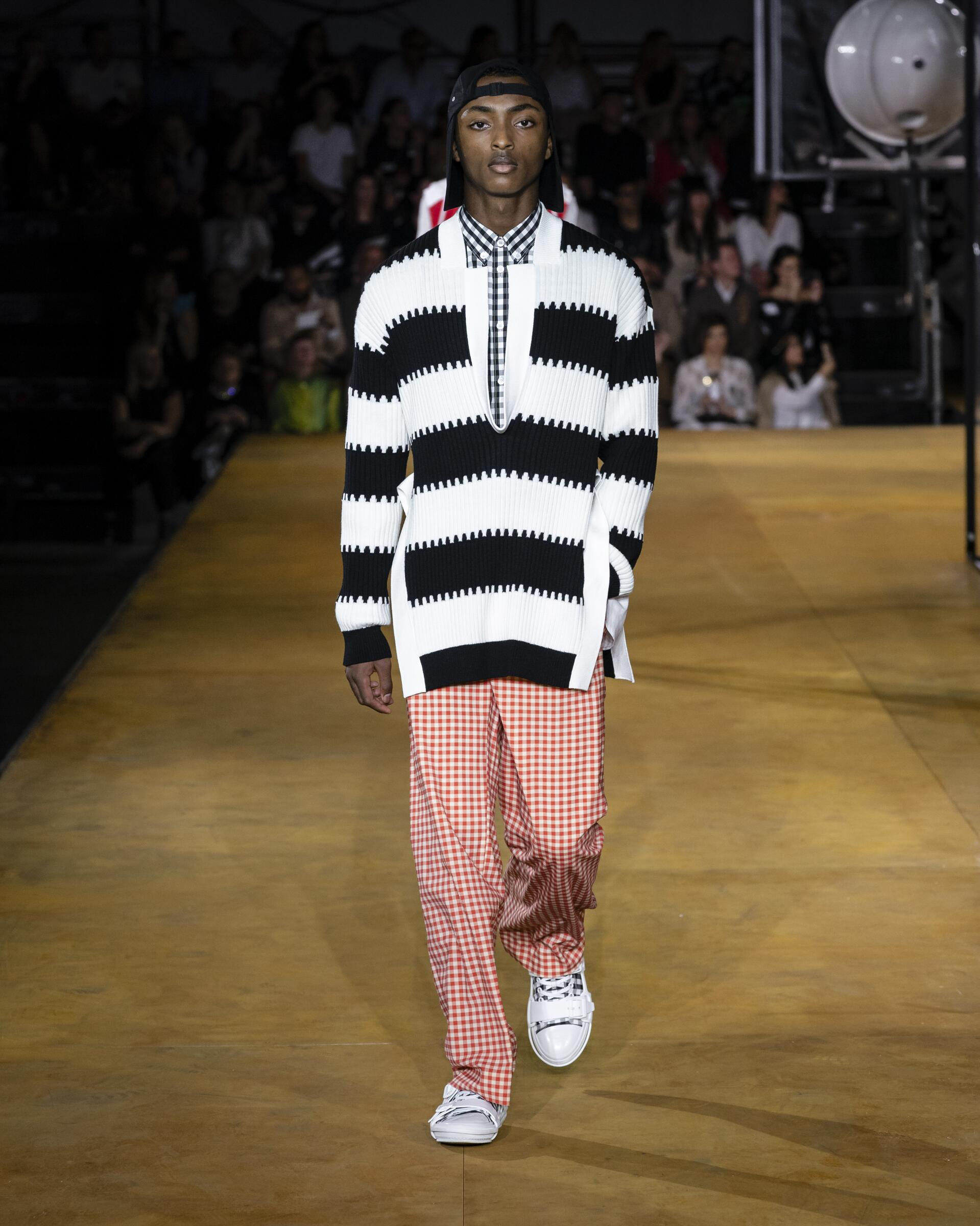 2020 Burberry Trends London Fashion Show