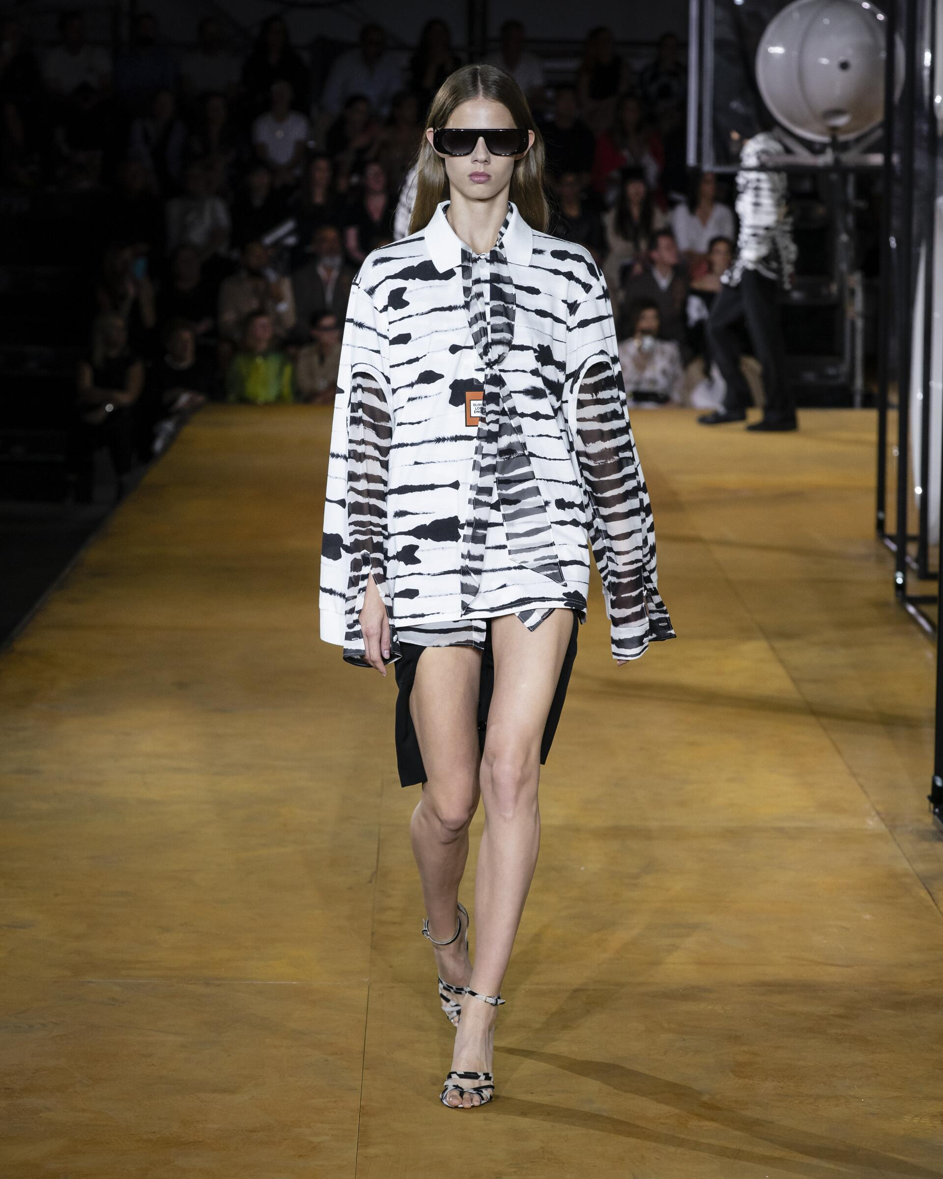 2020 Burberry Trends London Fashion Week