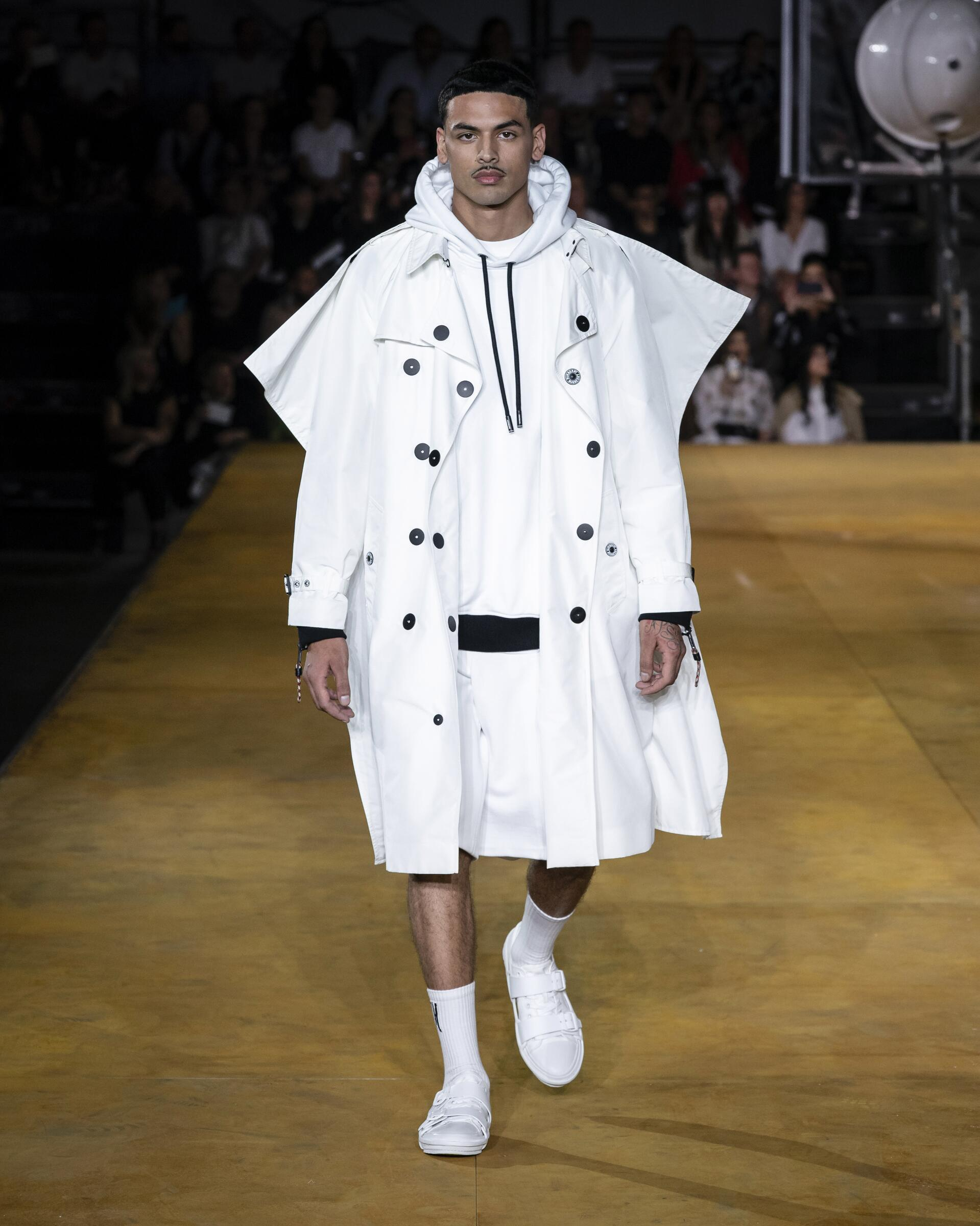 2020 Burberry Trends London Fashion