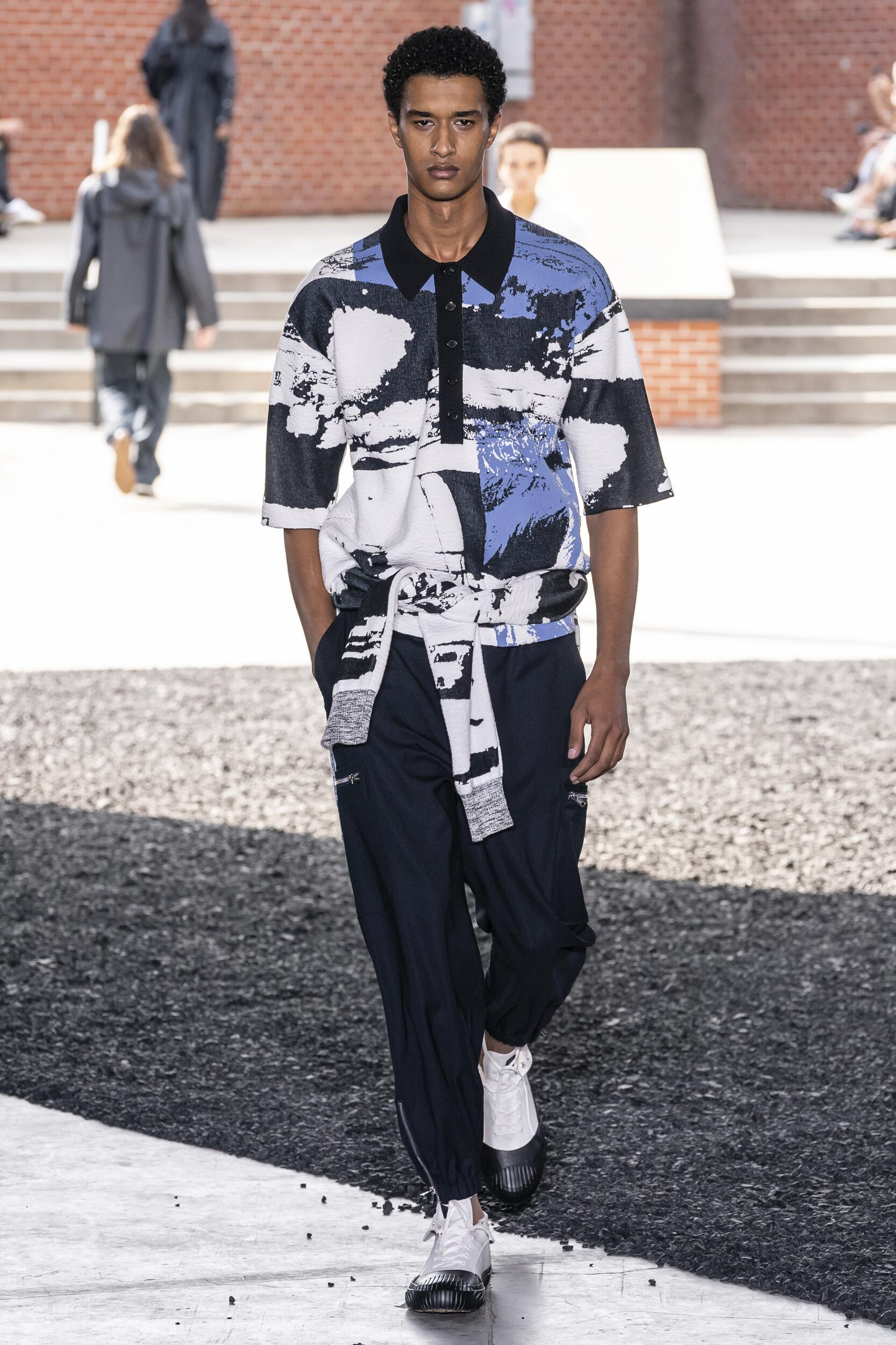 2020 Catwalk 3.1 Phillip Lim Fashion Show Summer