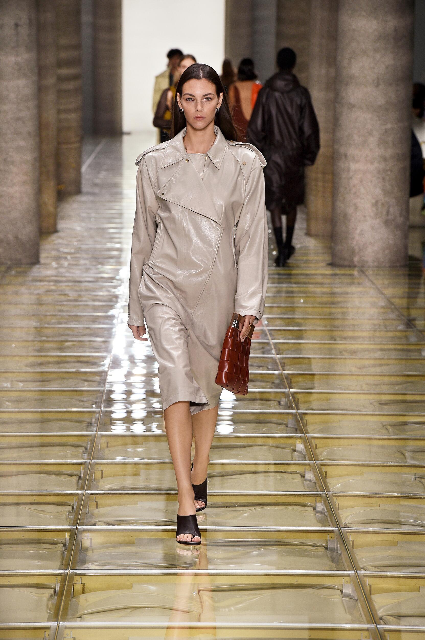 2020 Catwalk Bottega Veneta Fashion Show Summer
