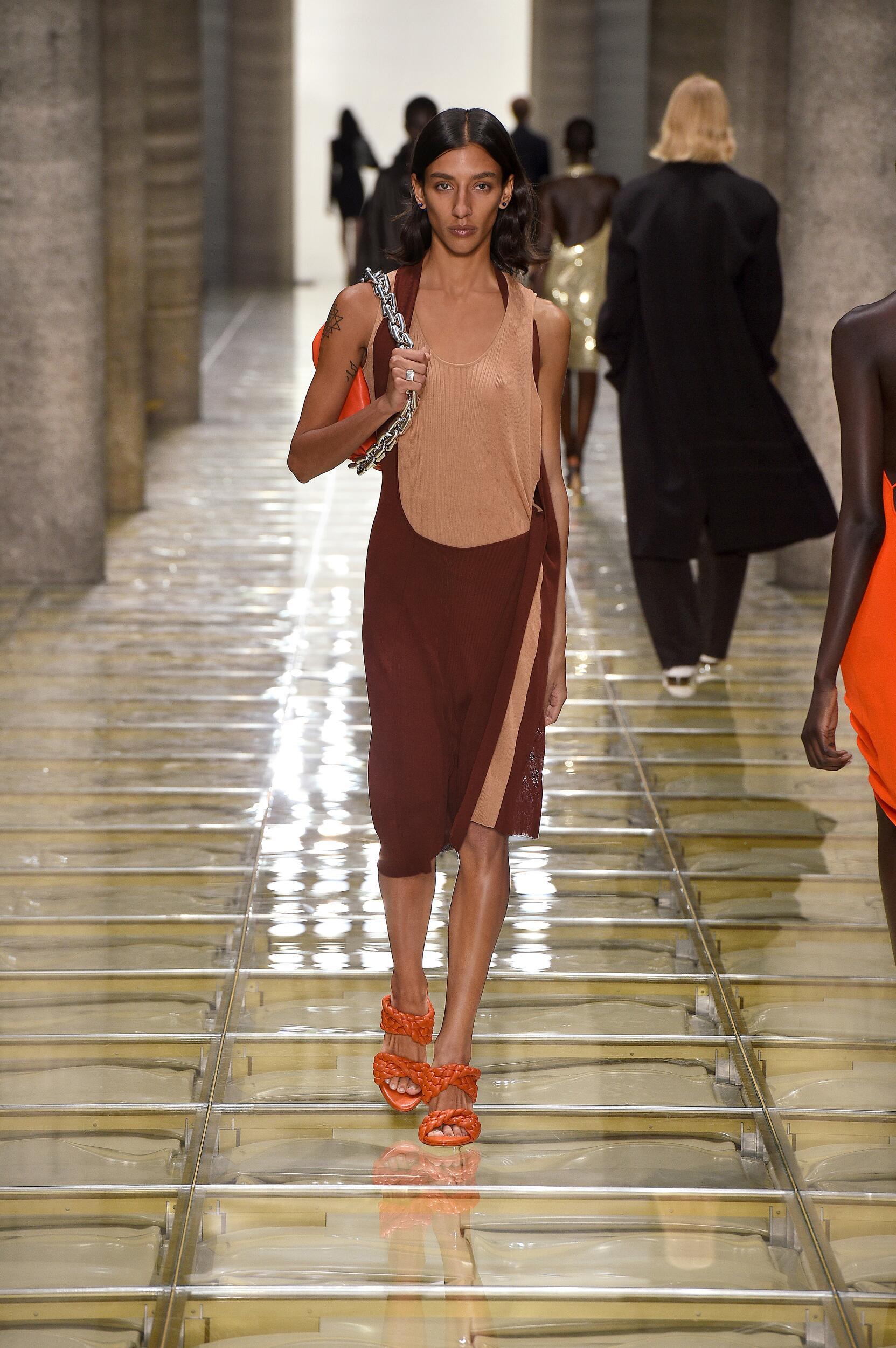 2020 Catwalk Bottega Veneta Summer Woman Collection