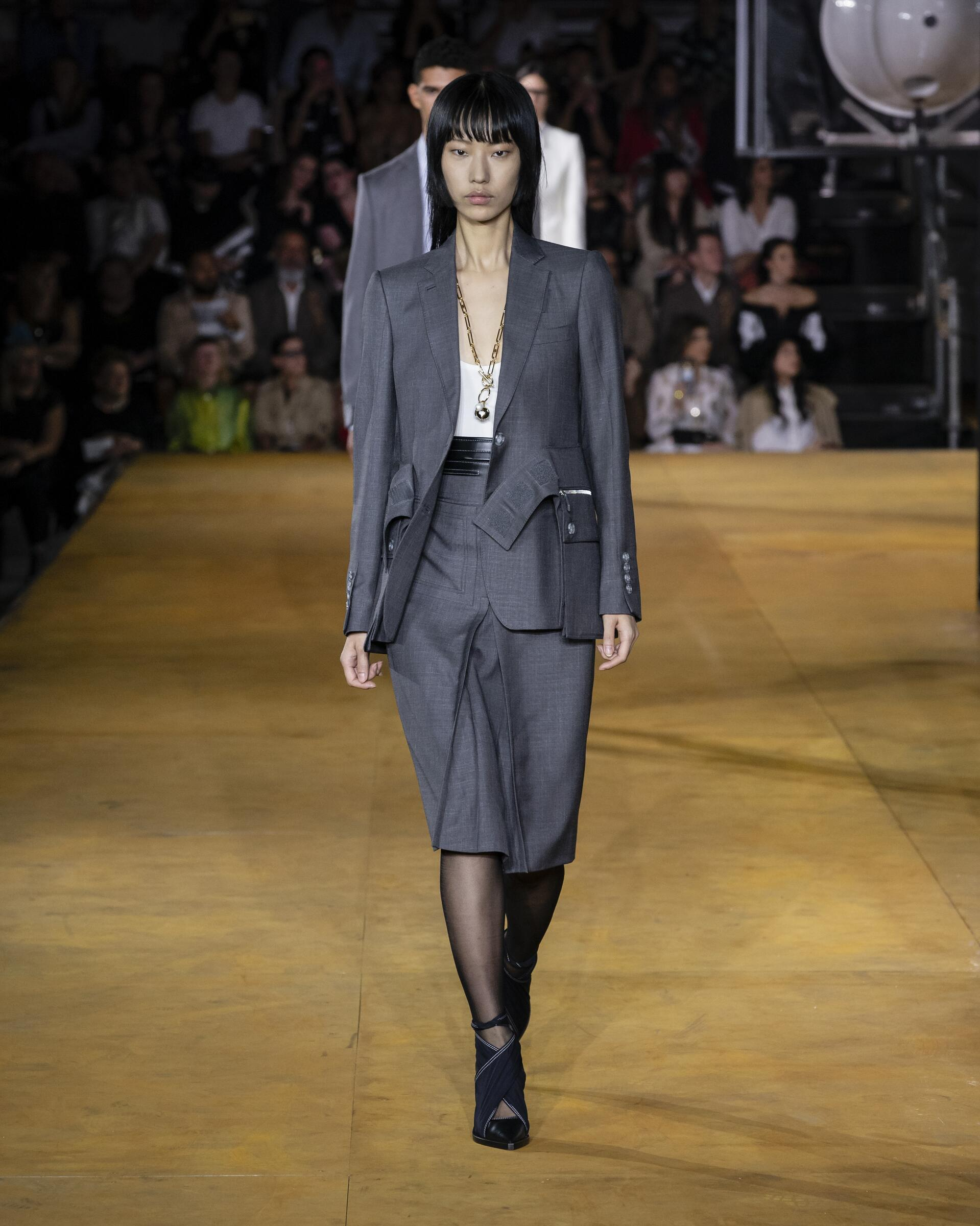 2020 Catwalk Burberry Summer