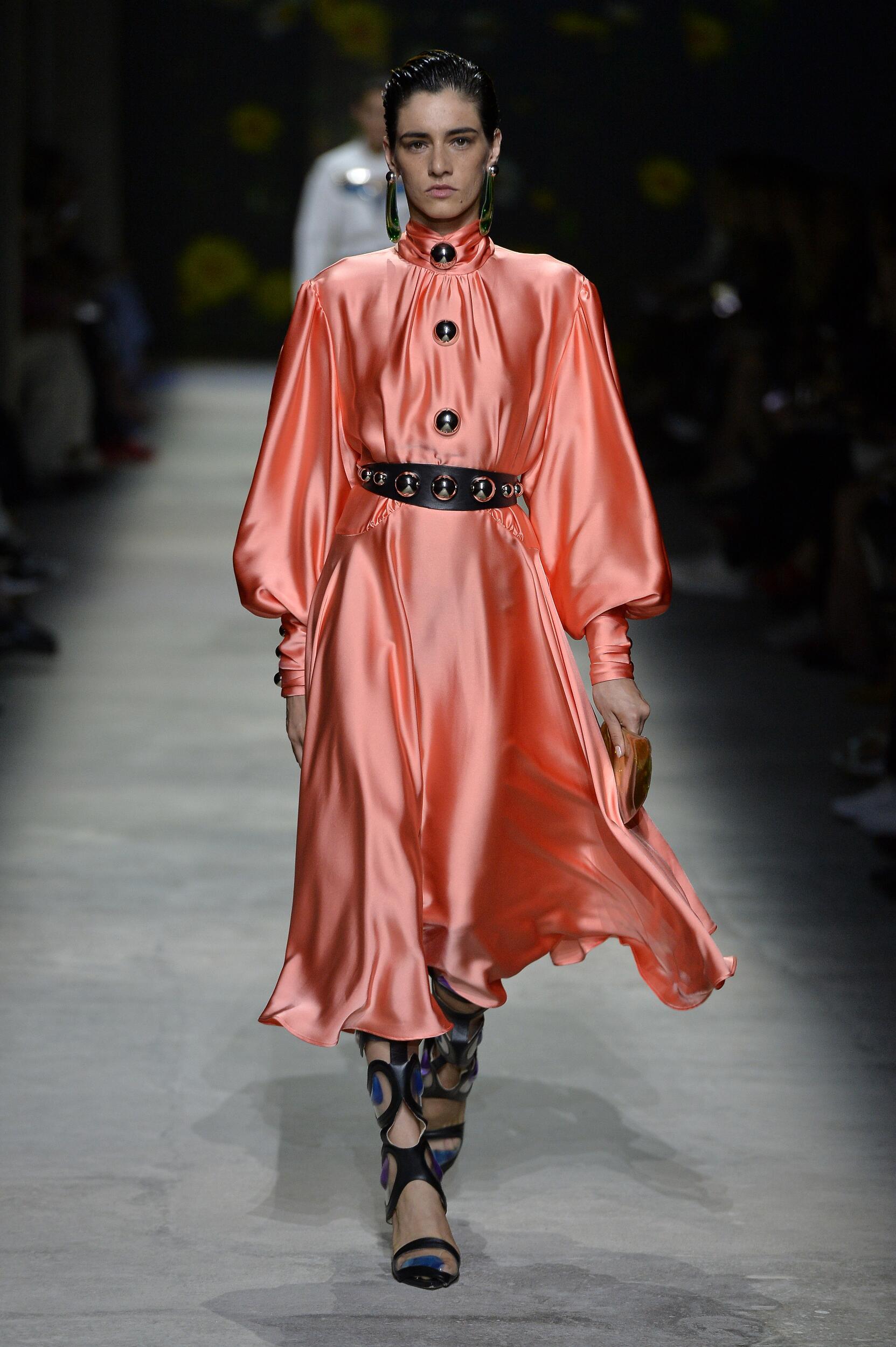 2020 Catwalk Christopher Kane Summer Woman Collection