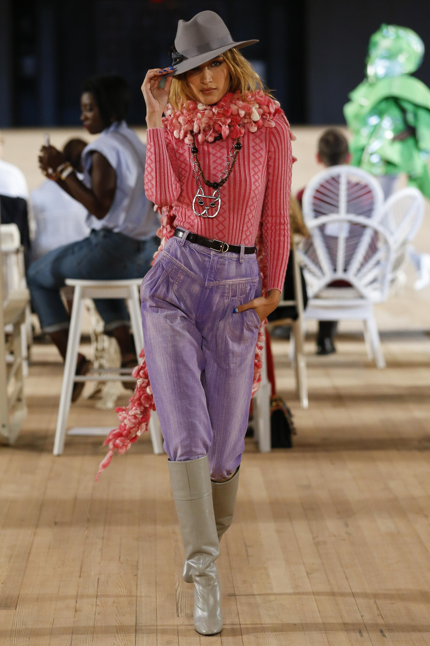 2020 Catwalk Marc Jacobs Summer