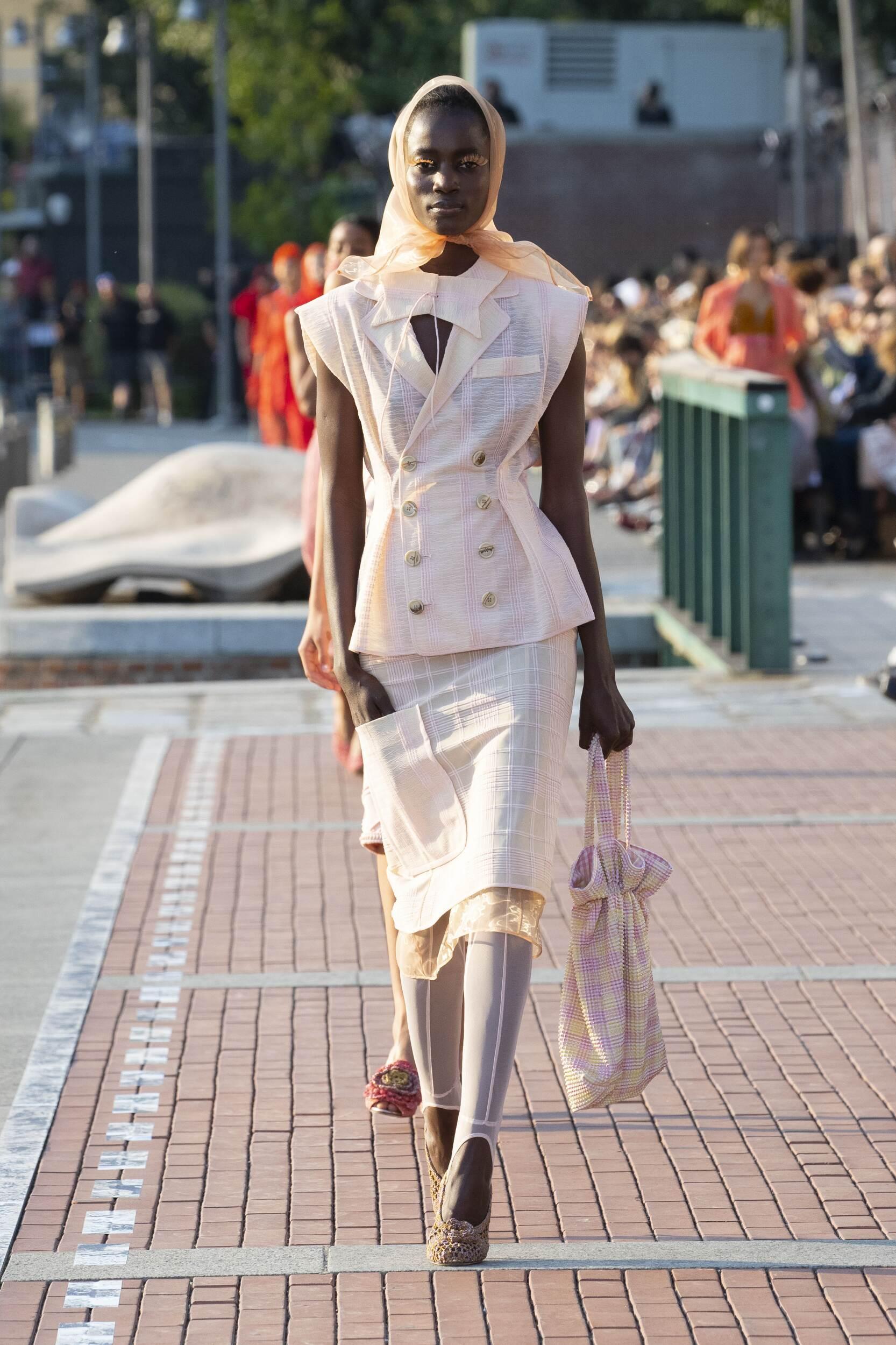 2020 Catwalk Marco De Vincenzo