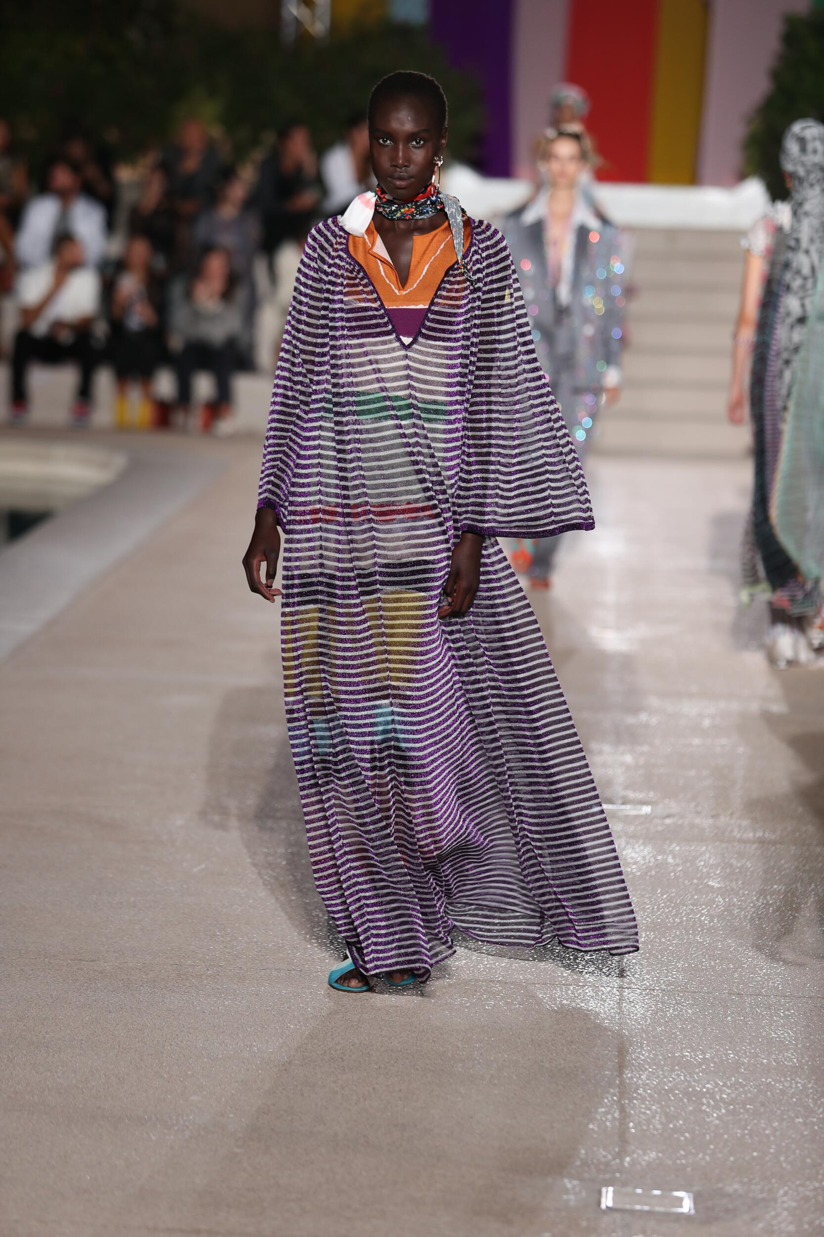 2020 Catwalk Missoni Summer Woman Collection