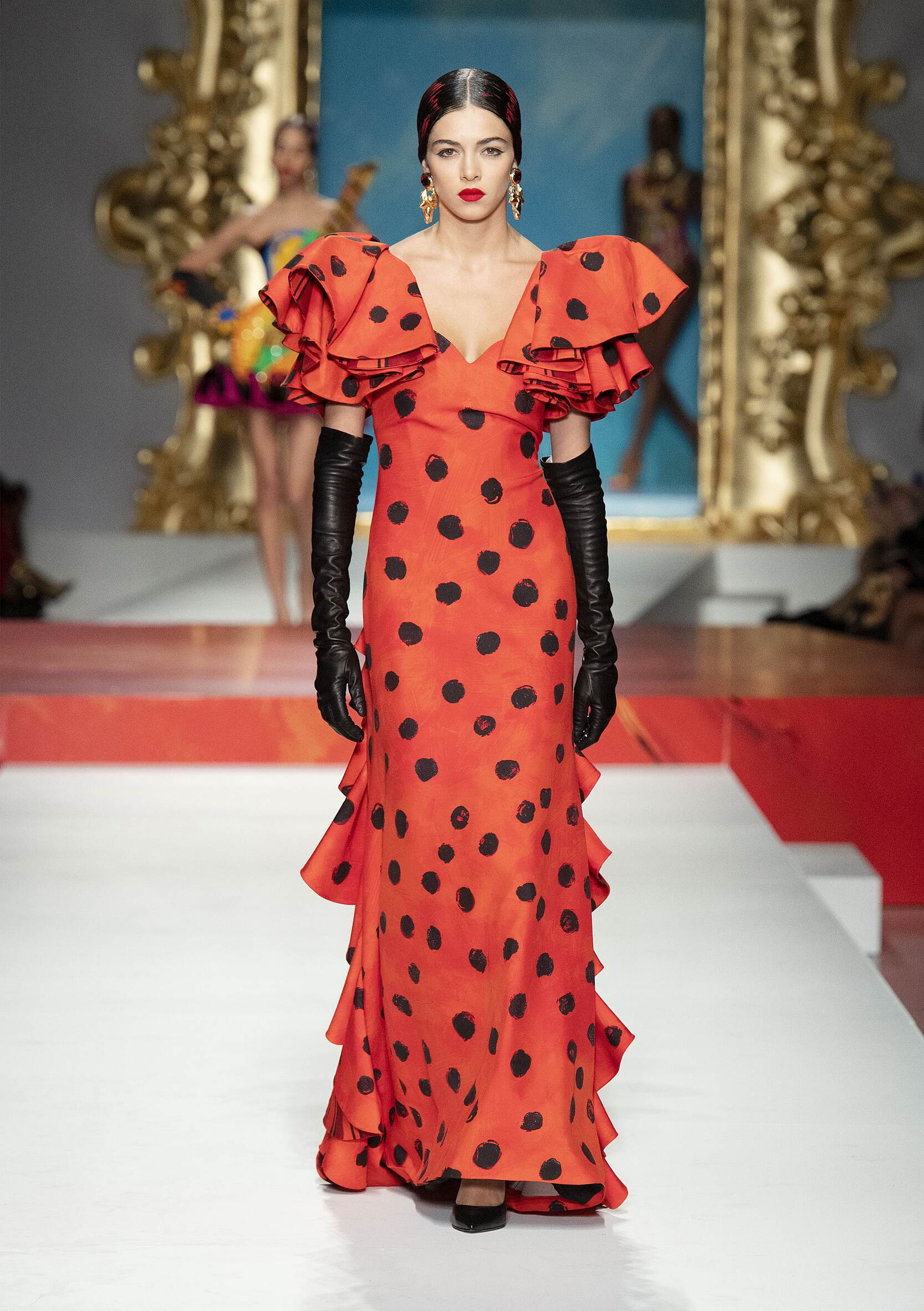 2020 Catwalk Moschino Summer