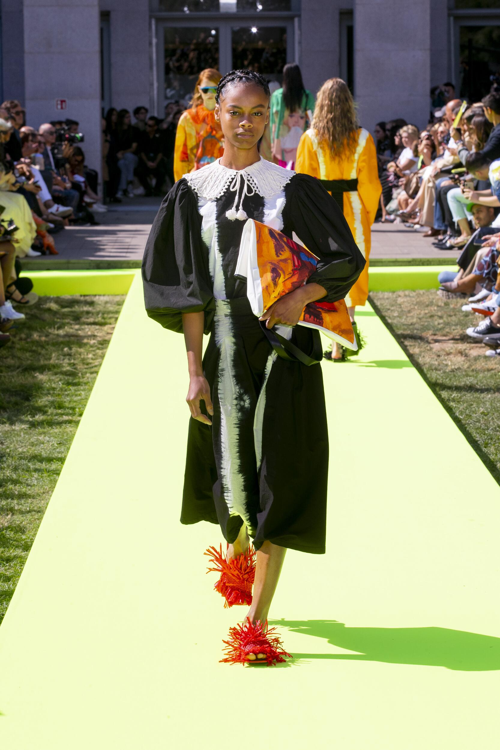 2020 Catwalk Msgm Summer