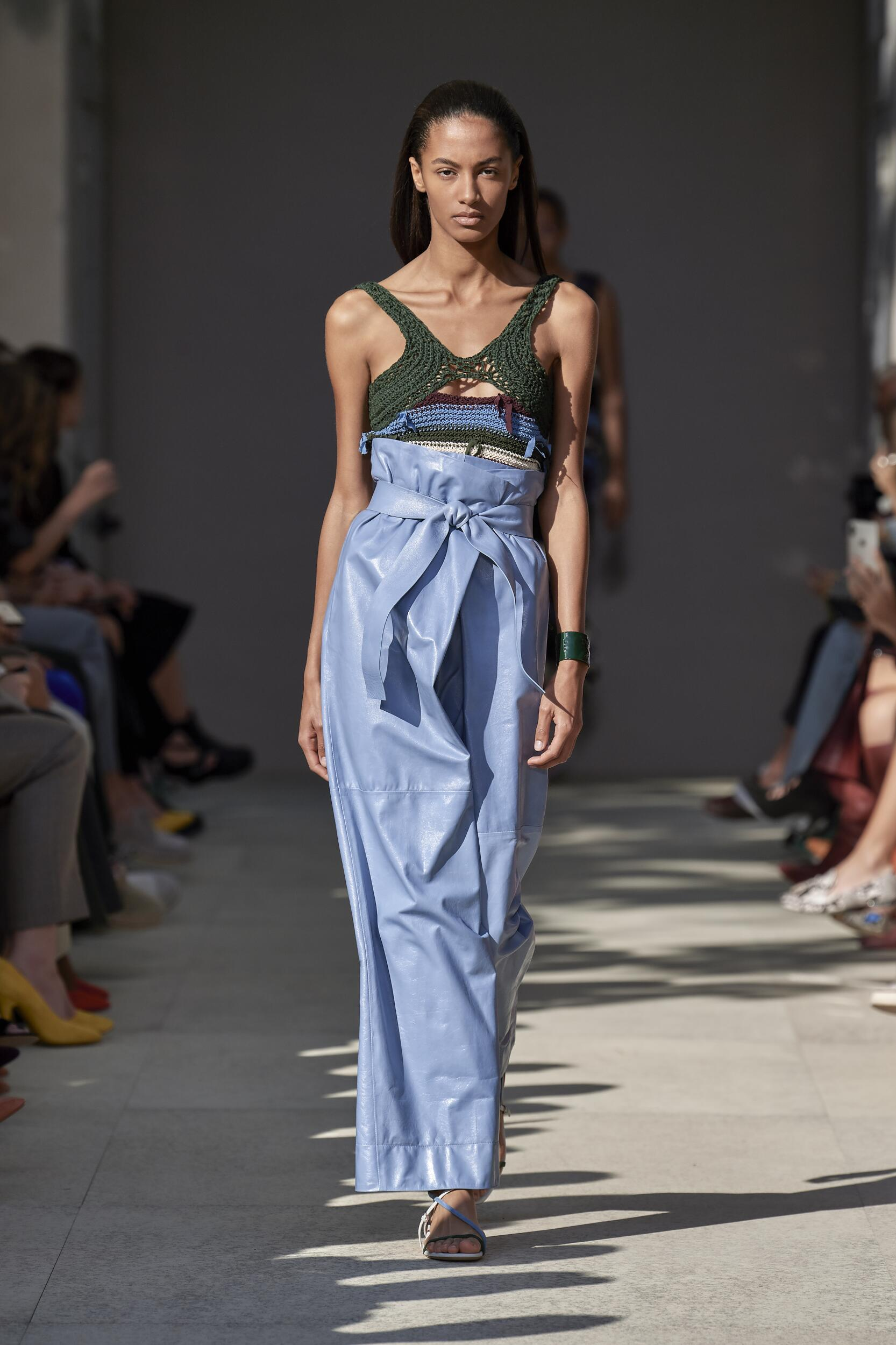 2020 Catwalk Salvatore Ferragamo Summer