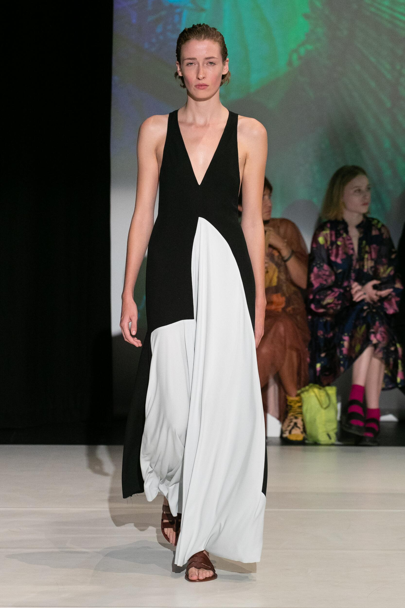 2020 Chalayan Spring Summer Woman