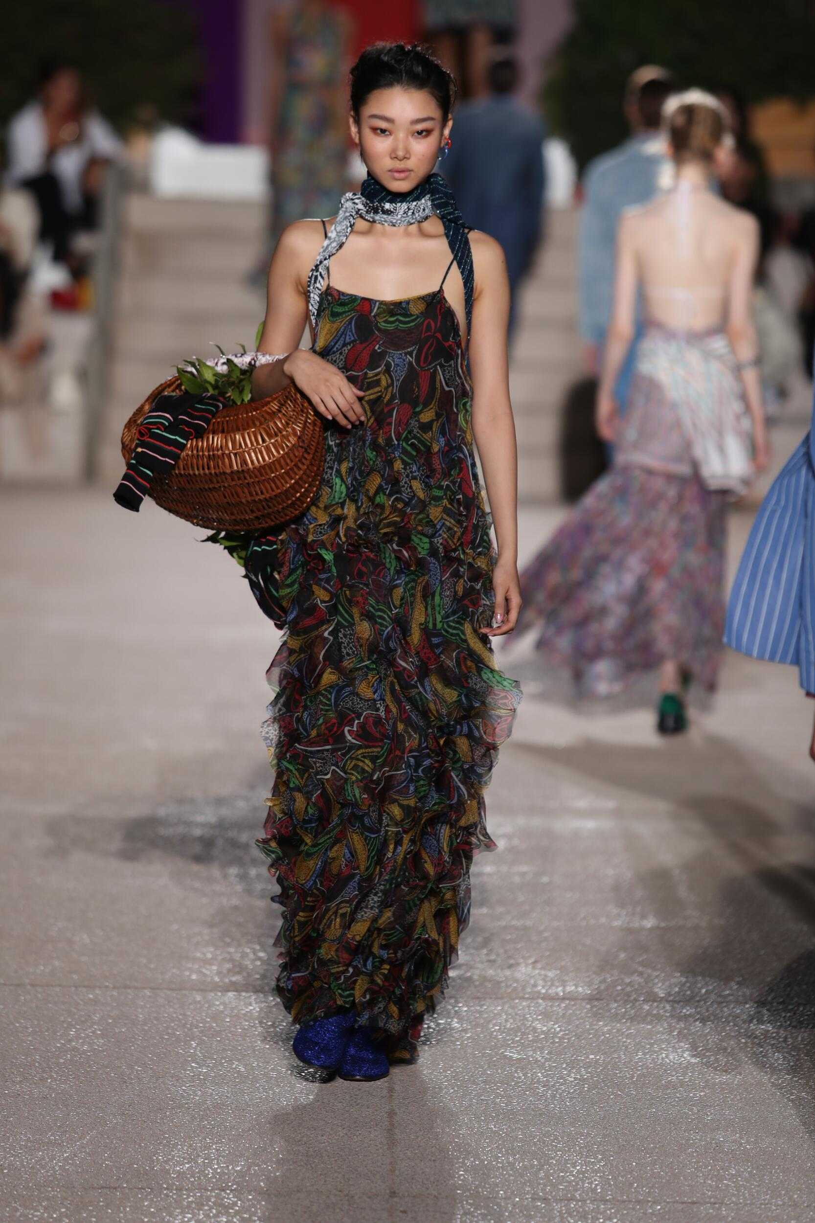 2020 Missoni Summer Catwalk