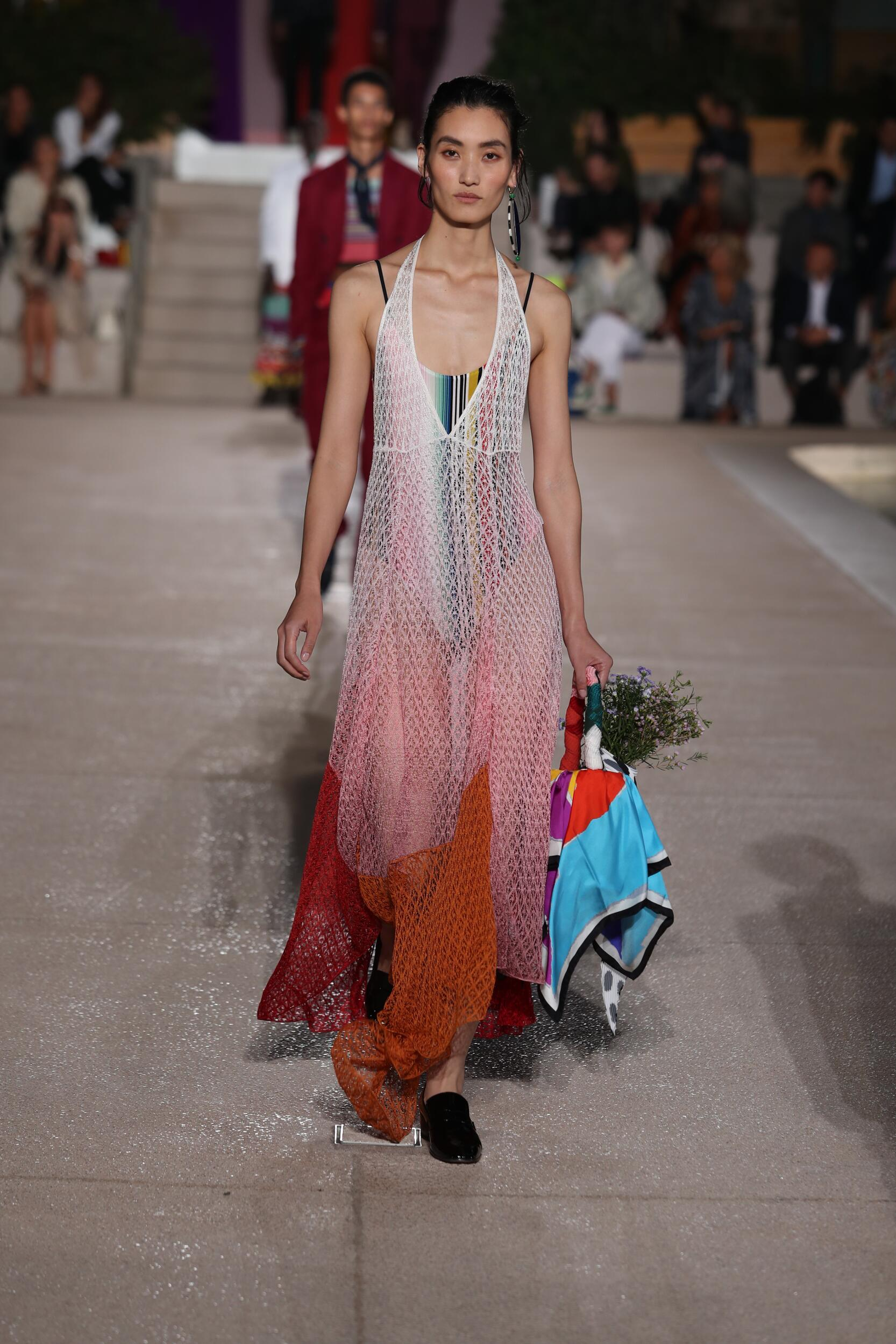 2020 Missoni Summer Runway Show