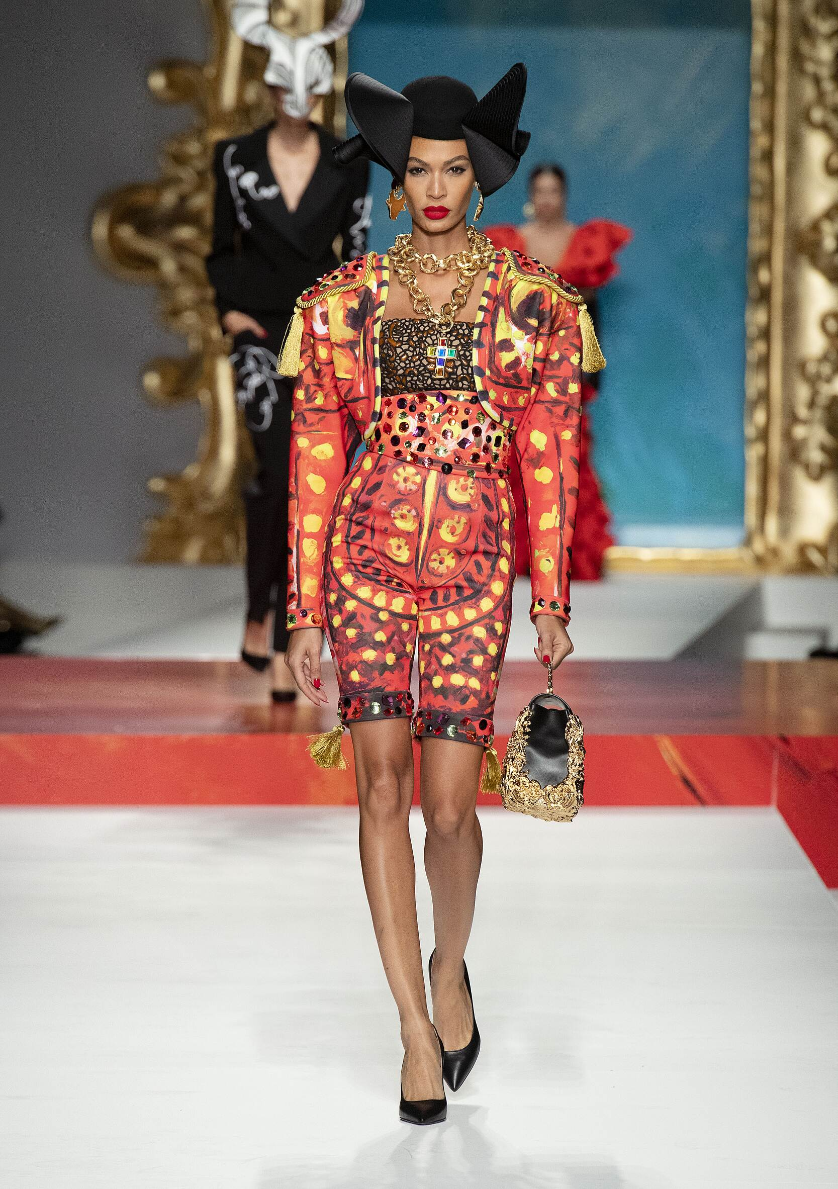 2020 Moschino Spring Summer Woman