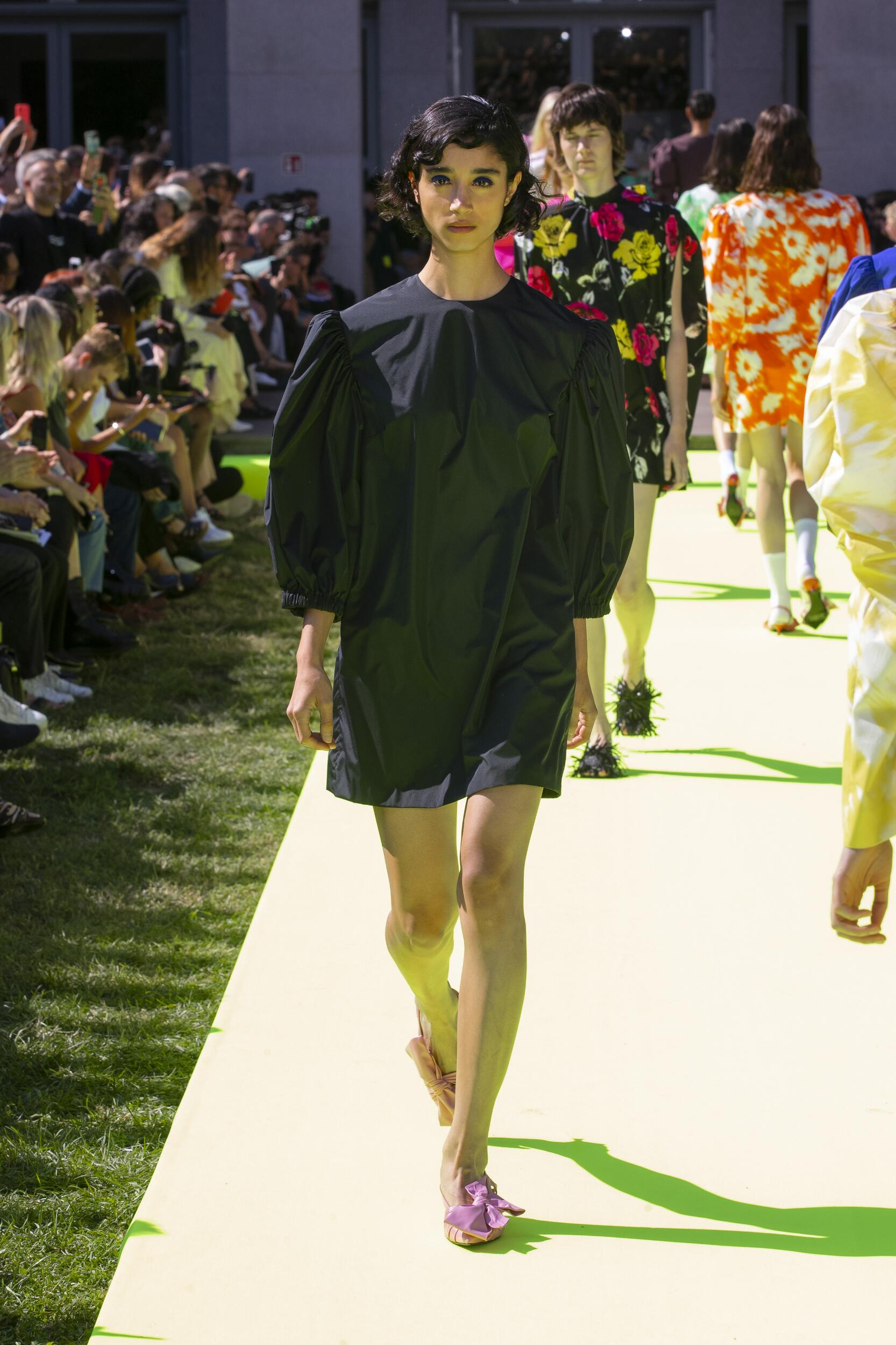 2020 Msgm Trends Milan Fashion Week