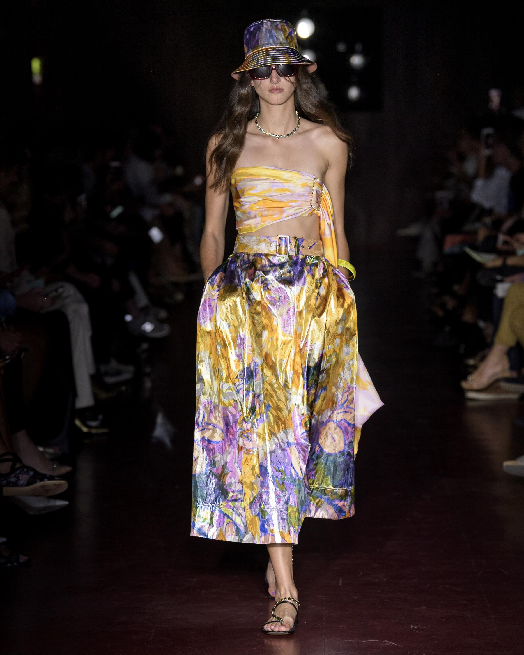 2020 Peter Pilotto Summer Catwalk