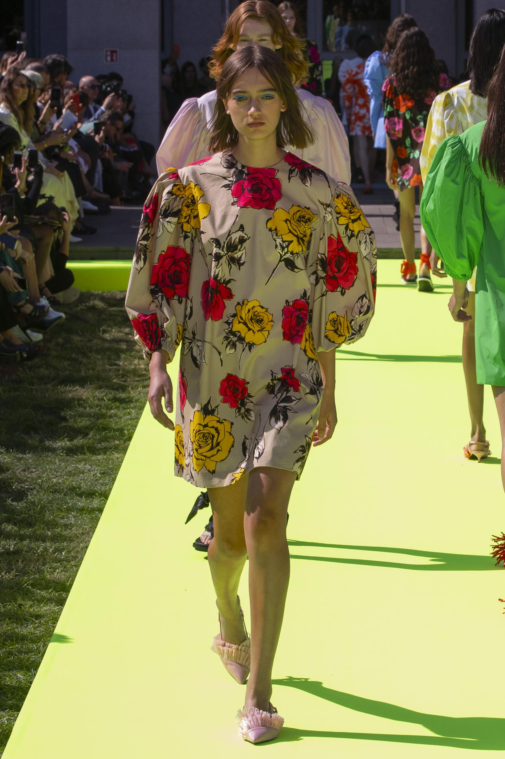 2020 Runway Woman Msgm Summer