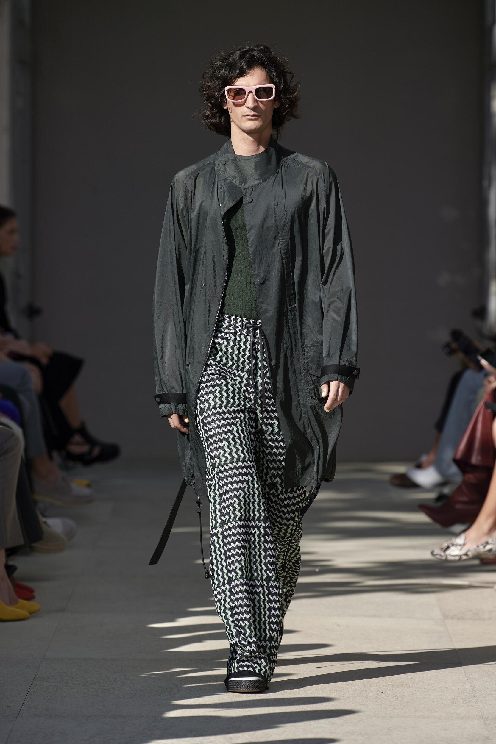 2020 Salvatore Ferragamo Spring Catwalk