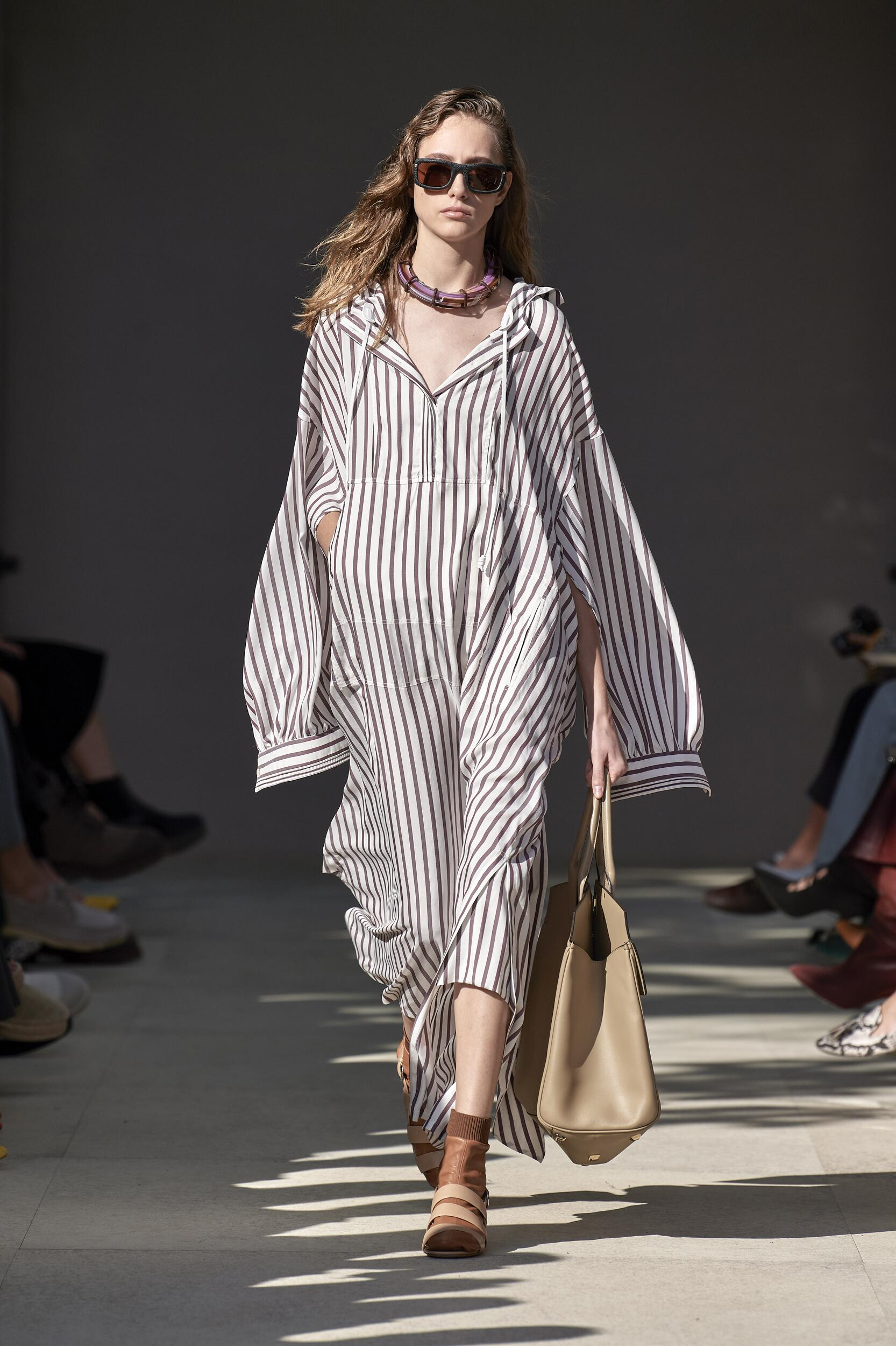 2020 Salvatore Ferragamo Summer Catwalk