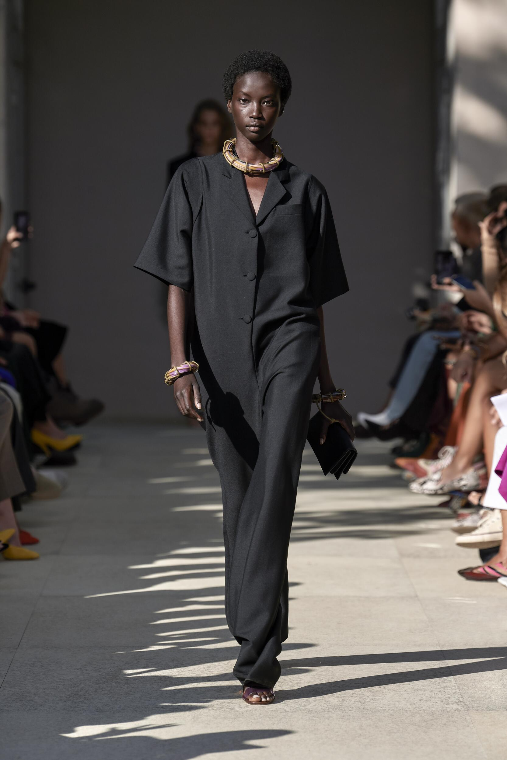 2020 Salvatore Ferragamo Trends Milan Fashion Week