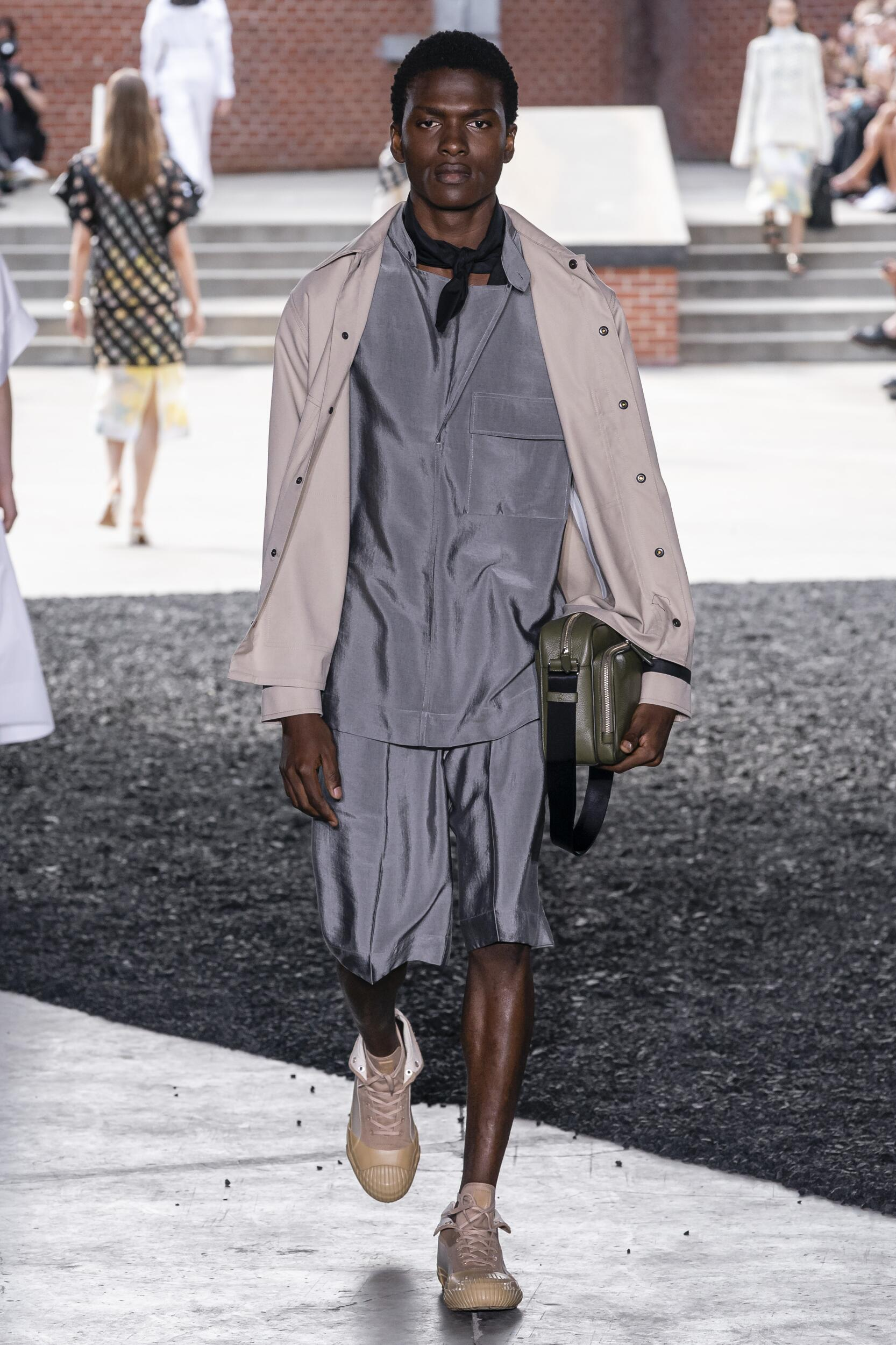 3.1 Phillip Lim New York Fashion Week Menswear