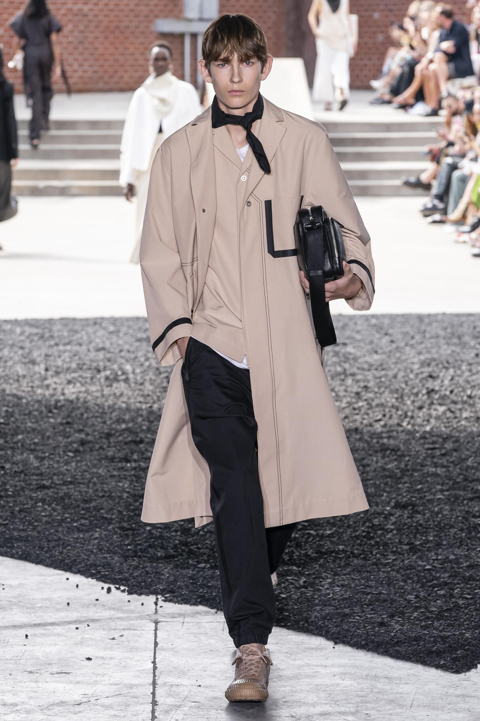 3.1 Phillip Lim Summer 2020 Catwalk