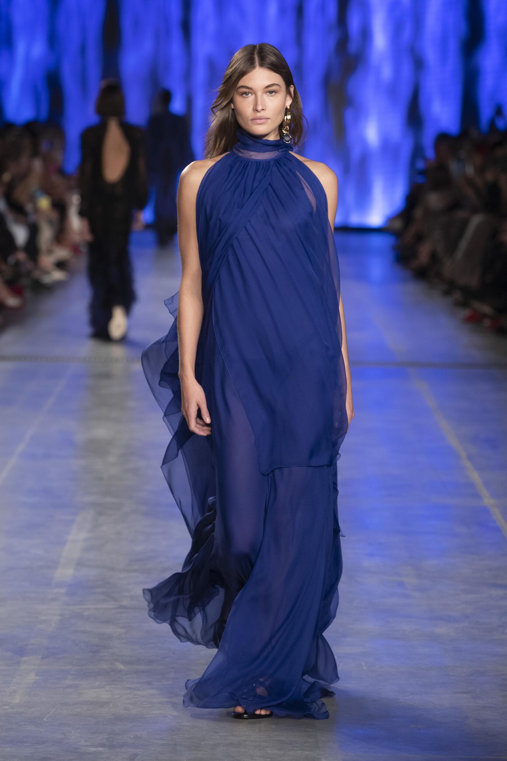 Alberta Ferretti 2020 Milan Trends