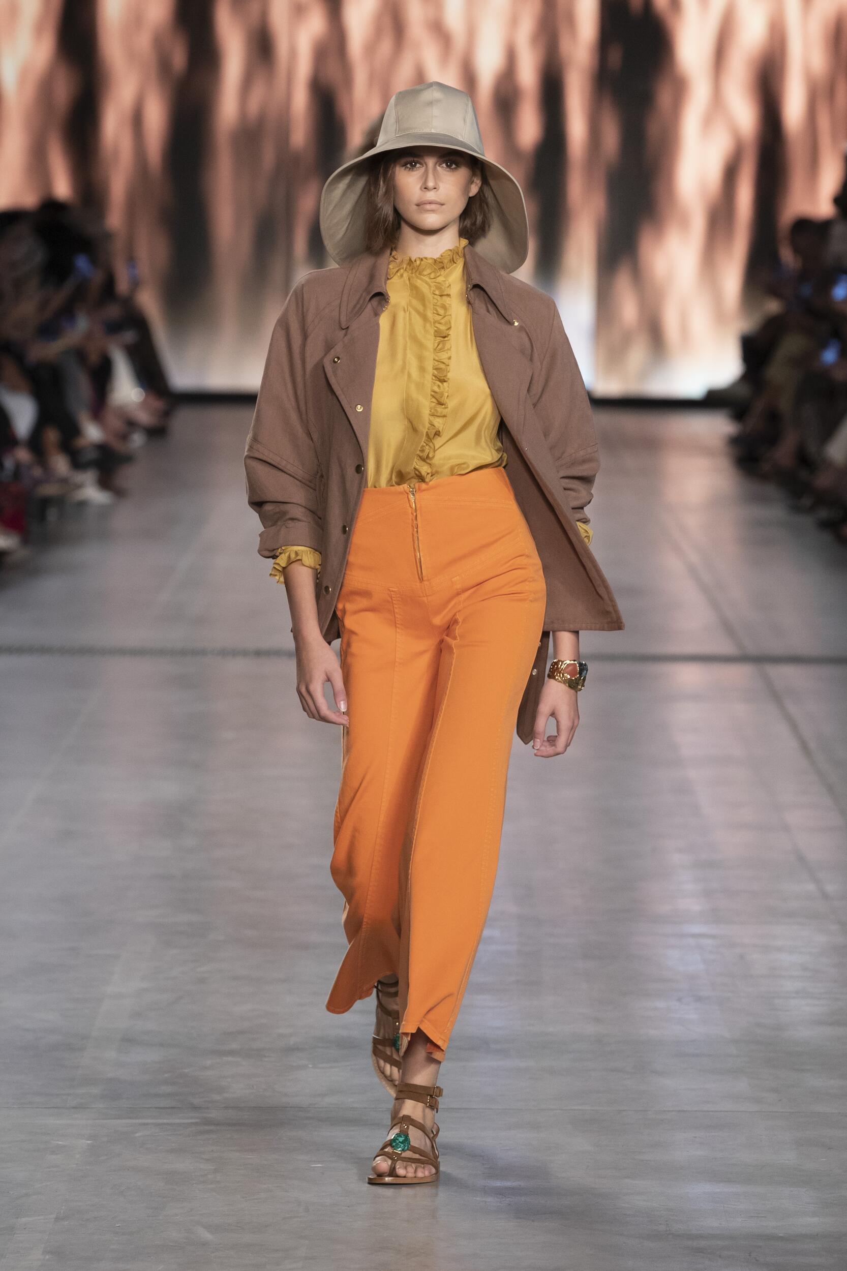 Alberta Ferretti Fashion Show SS 2020