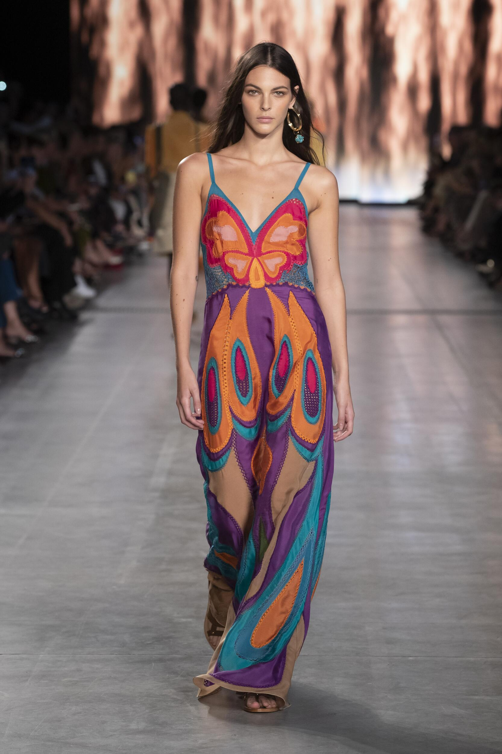 Alberta Ferretti Spring Summer 2020 Collection Milan Fashion Week