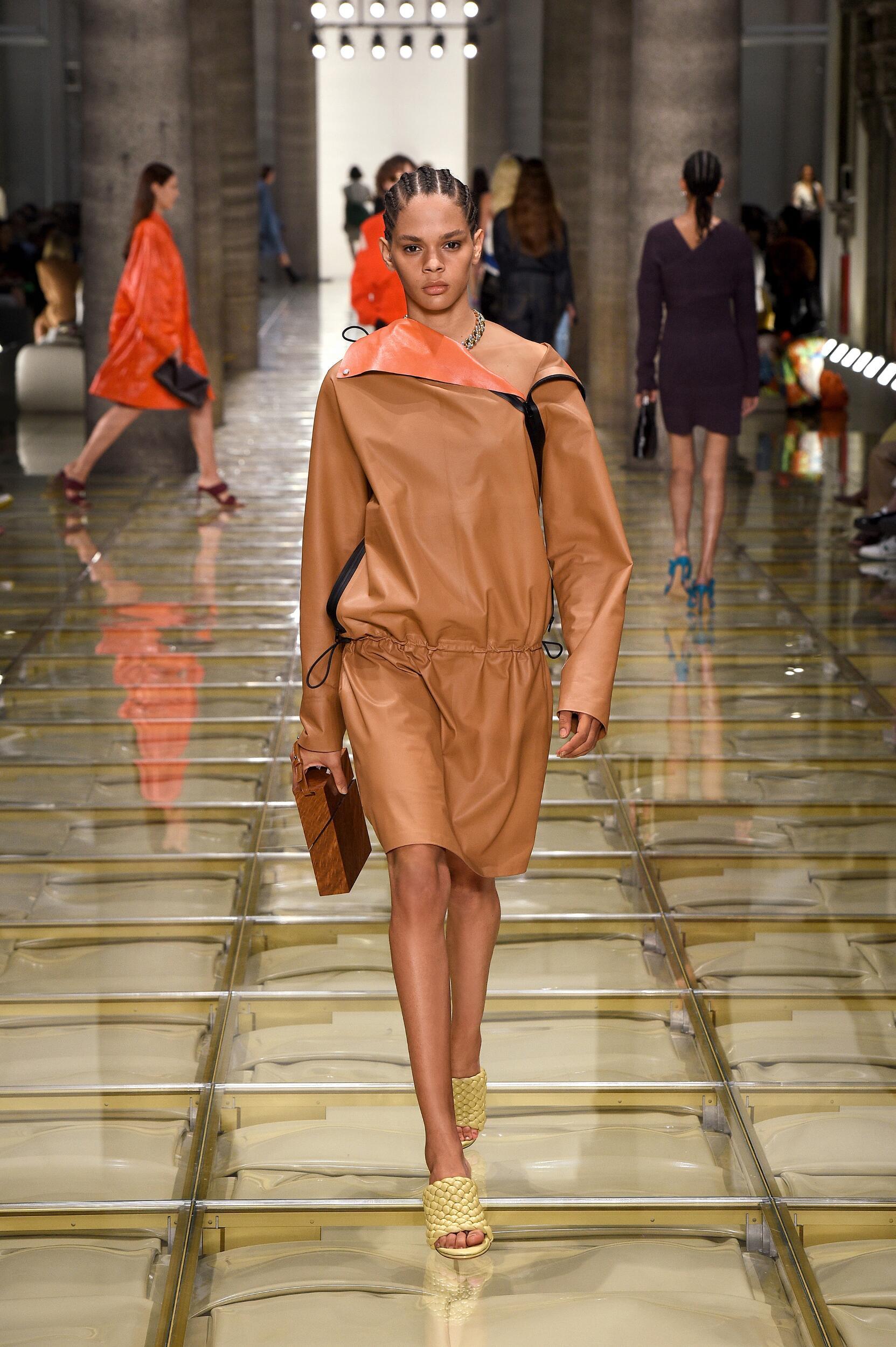 Bottega Veneta Milan Fashion Week Womenswear