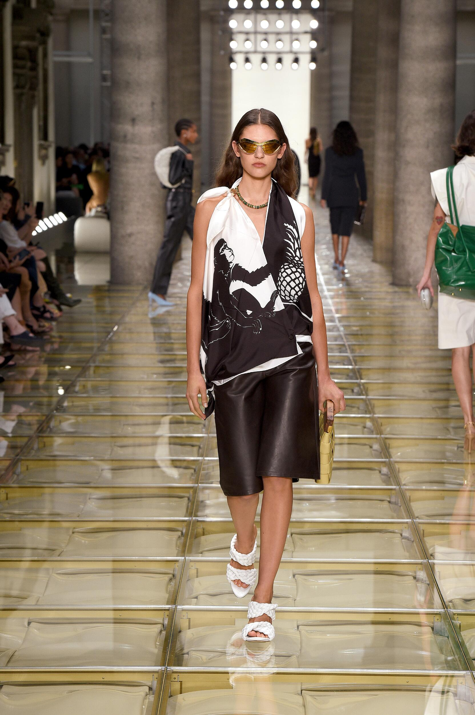 Bottega Veneta Spring Summer 2020 Collection Milan Fashion Week