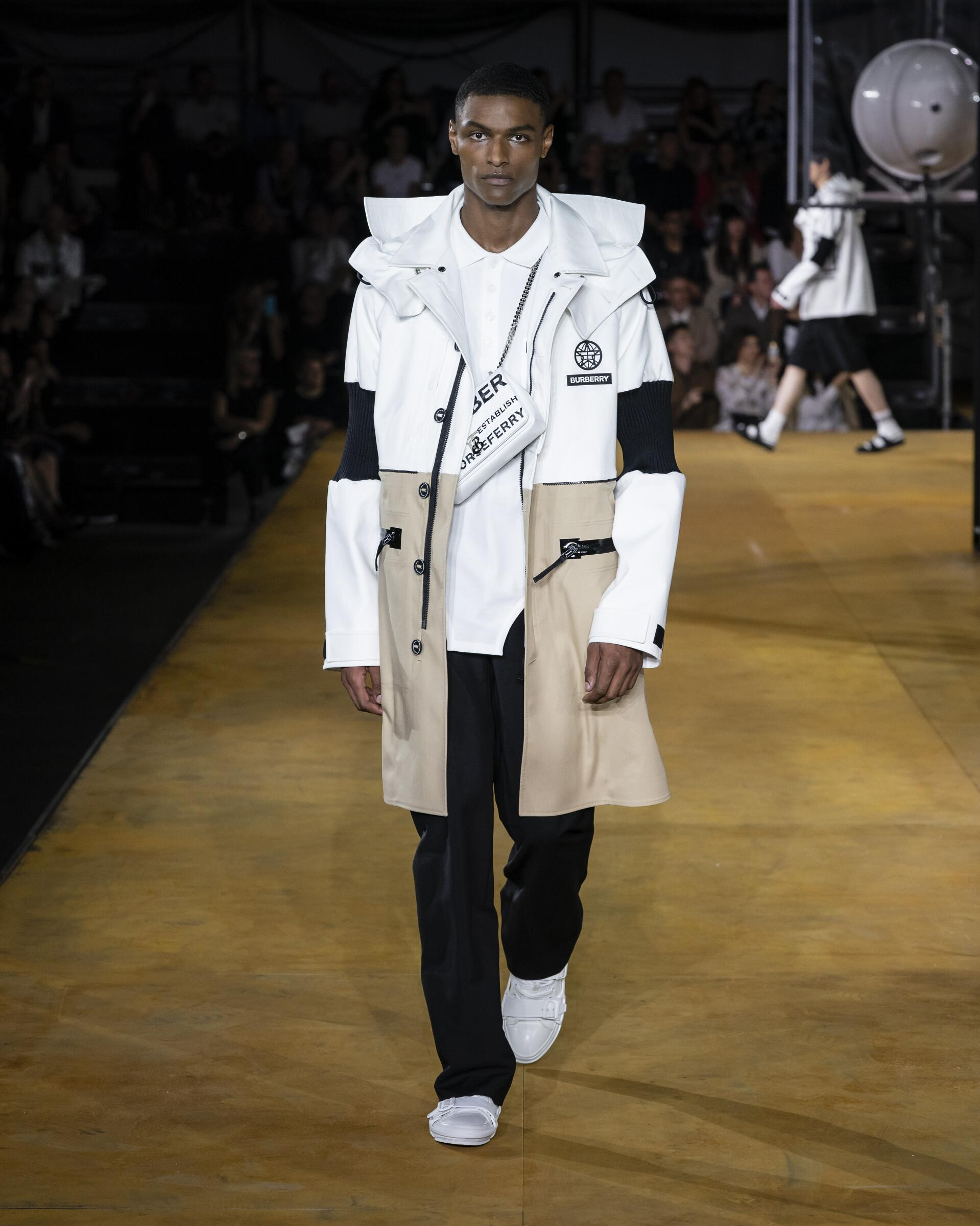 Burberry 2020 London Men Trends