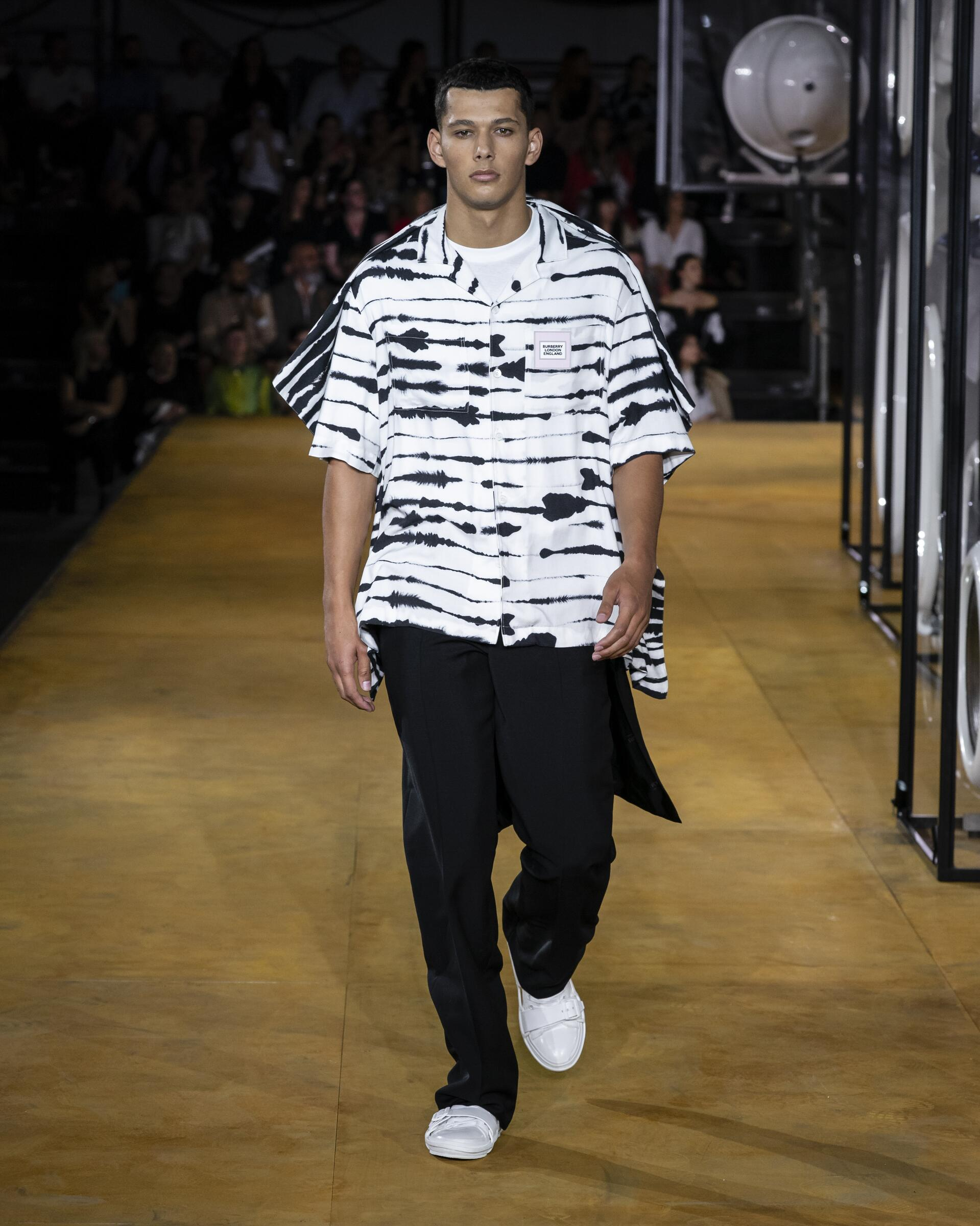 Burberry 2020 London Trends Menswear