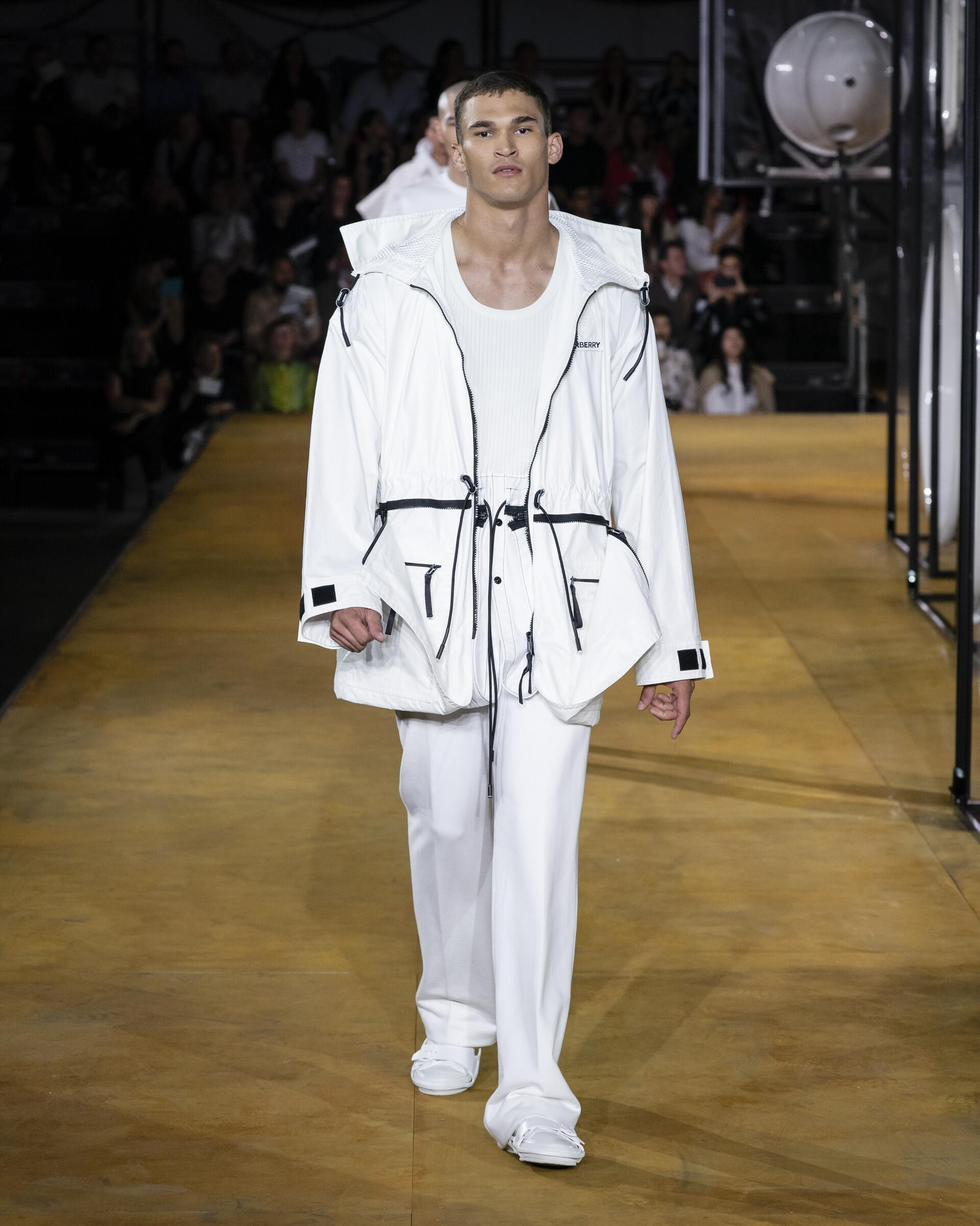 Burberry Menswear Collection Trends Summer