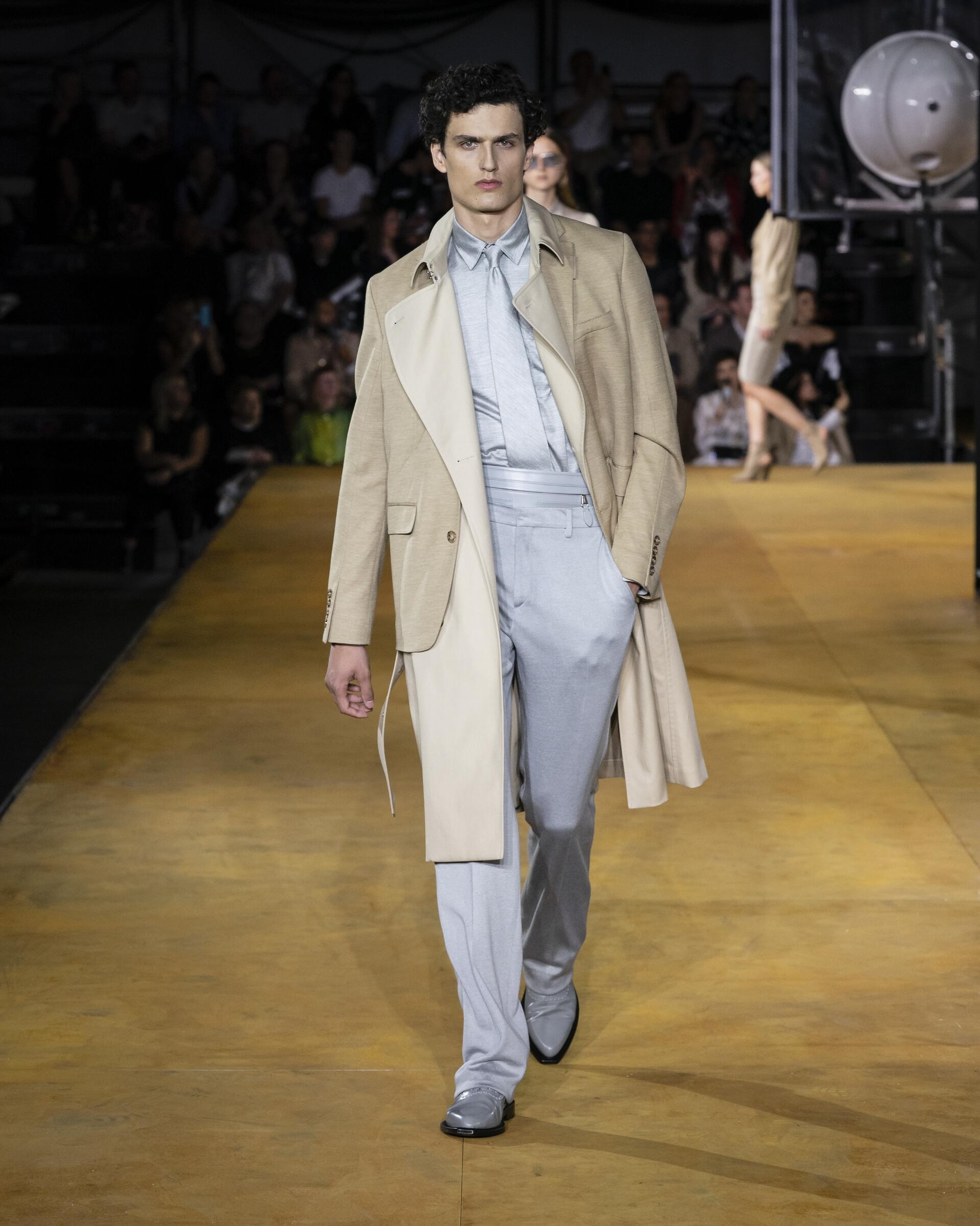 Burberry Menswear Summer 2020 Catwalk