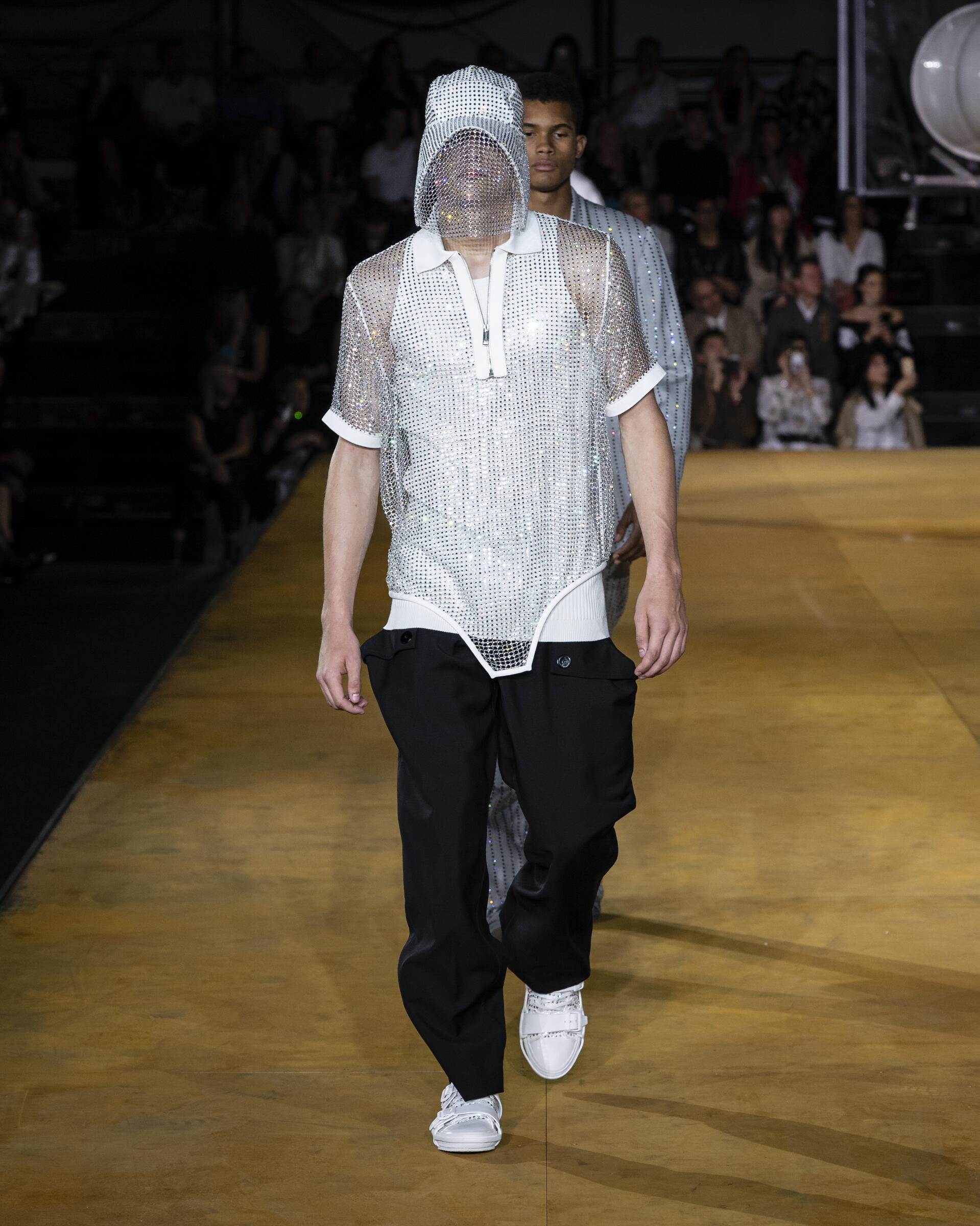 Burberry SS 2020 Men Collection