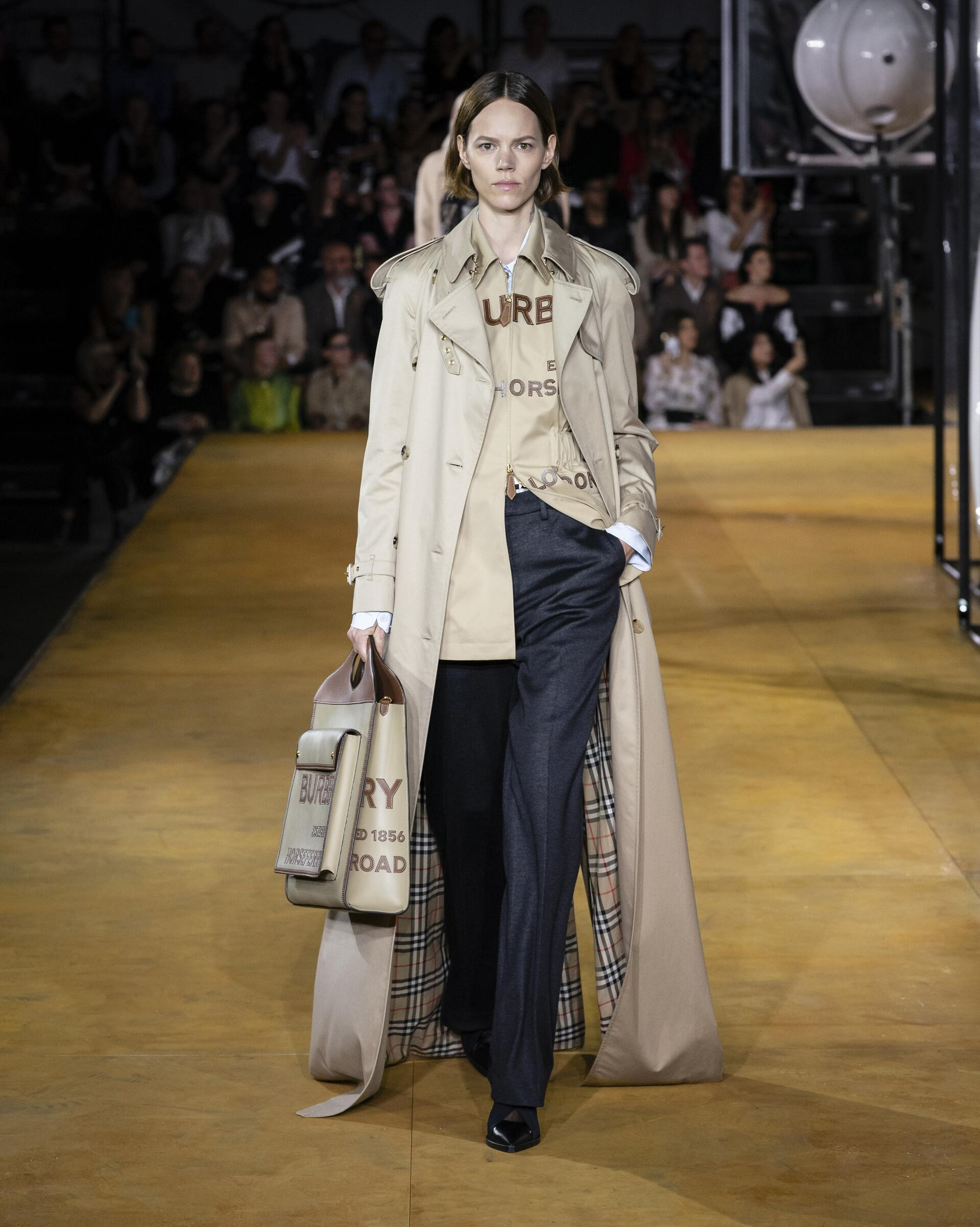 Burberry SS 2020 Womenswear