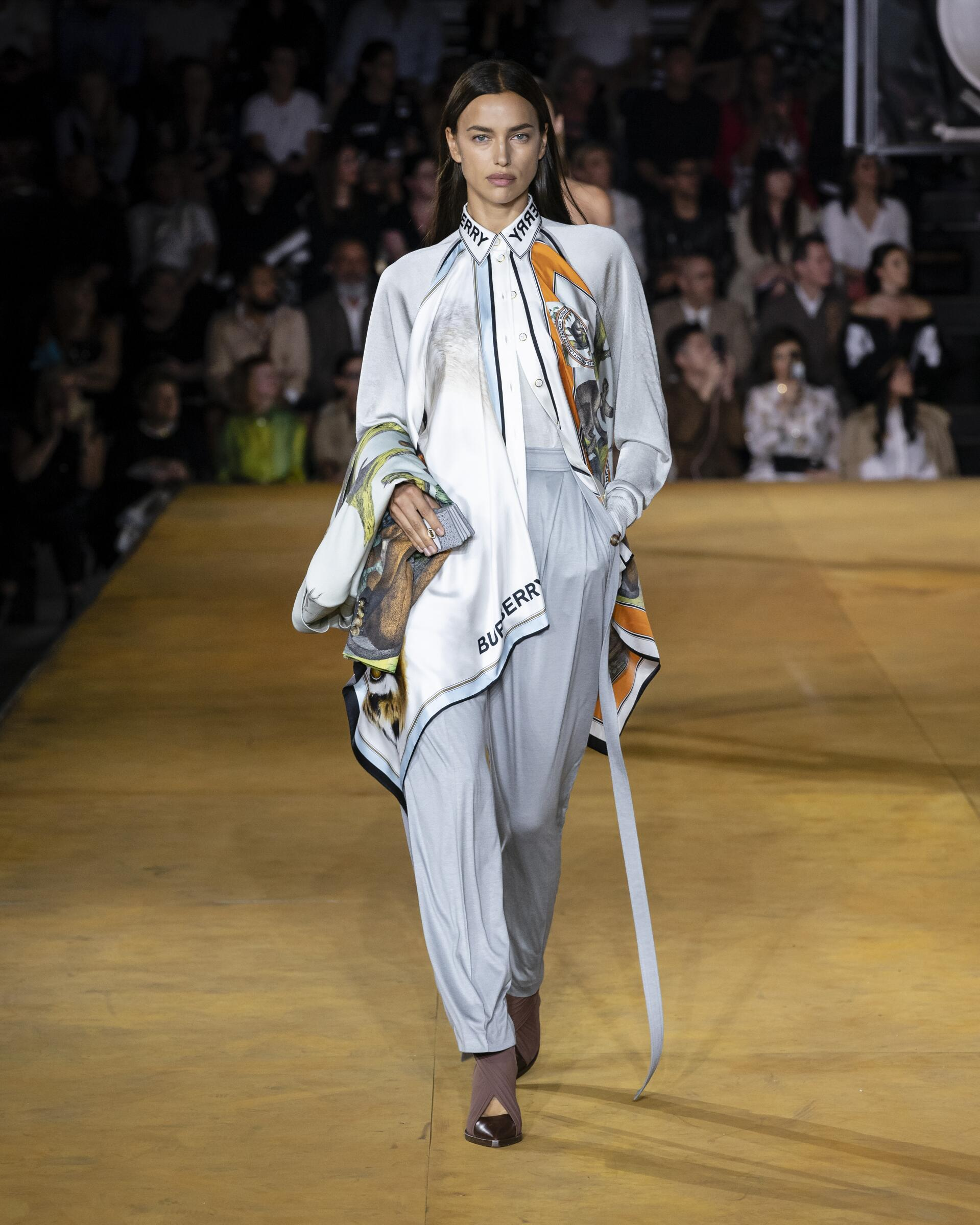 Burberry Spring Summer 2020 Collection London Fashion Week