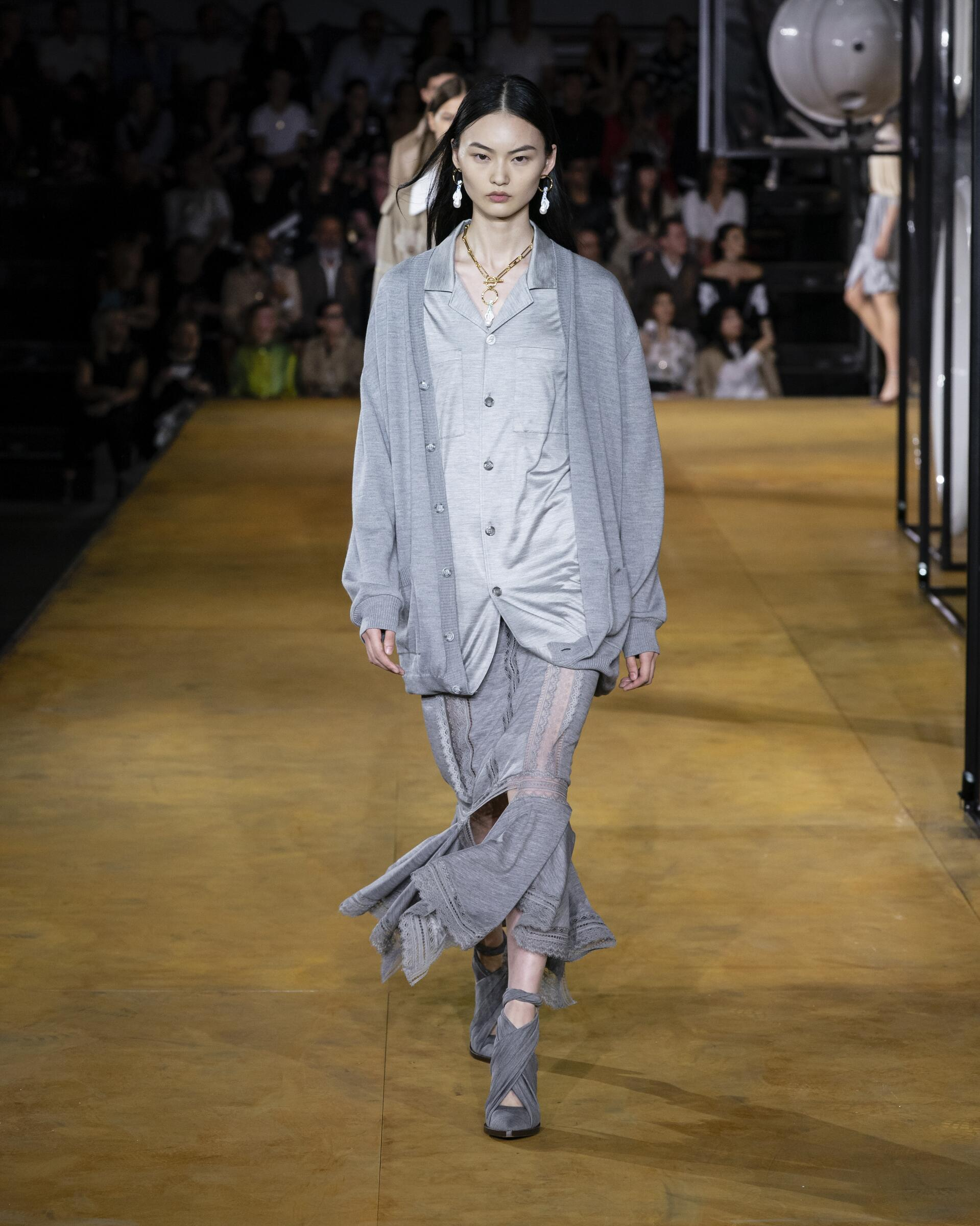 Burberry Woman Style