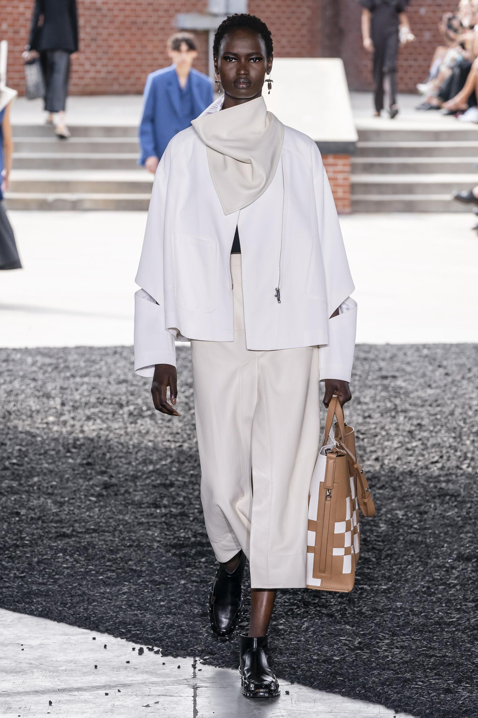 Catwalk 3.1 Phillip Lim Woman Fashion Show Summer 2020