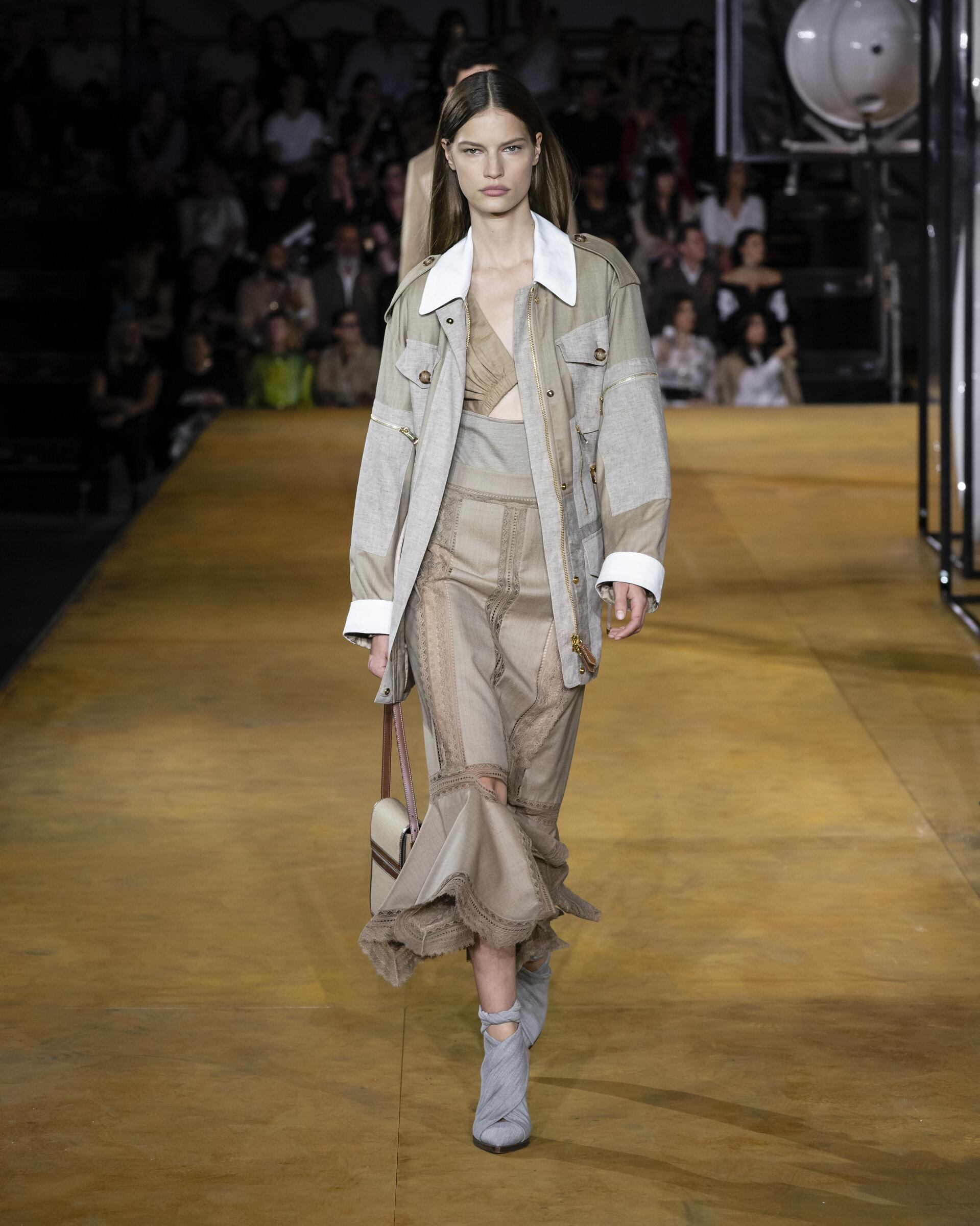 Catwalk Burberry