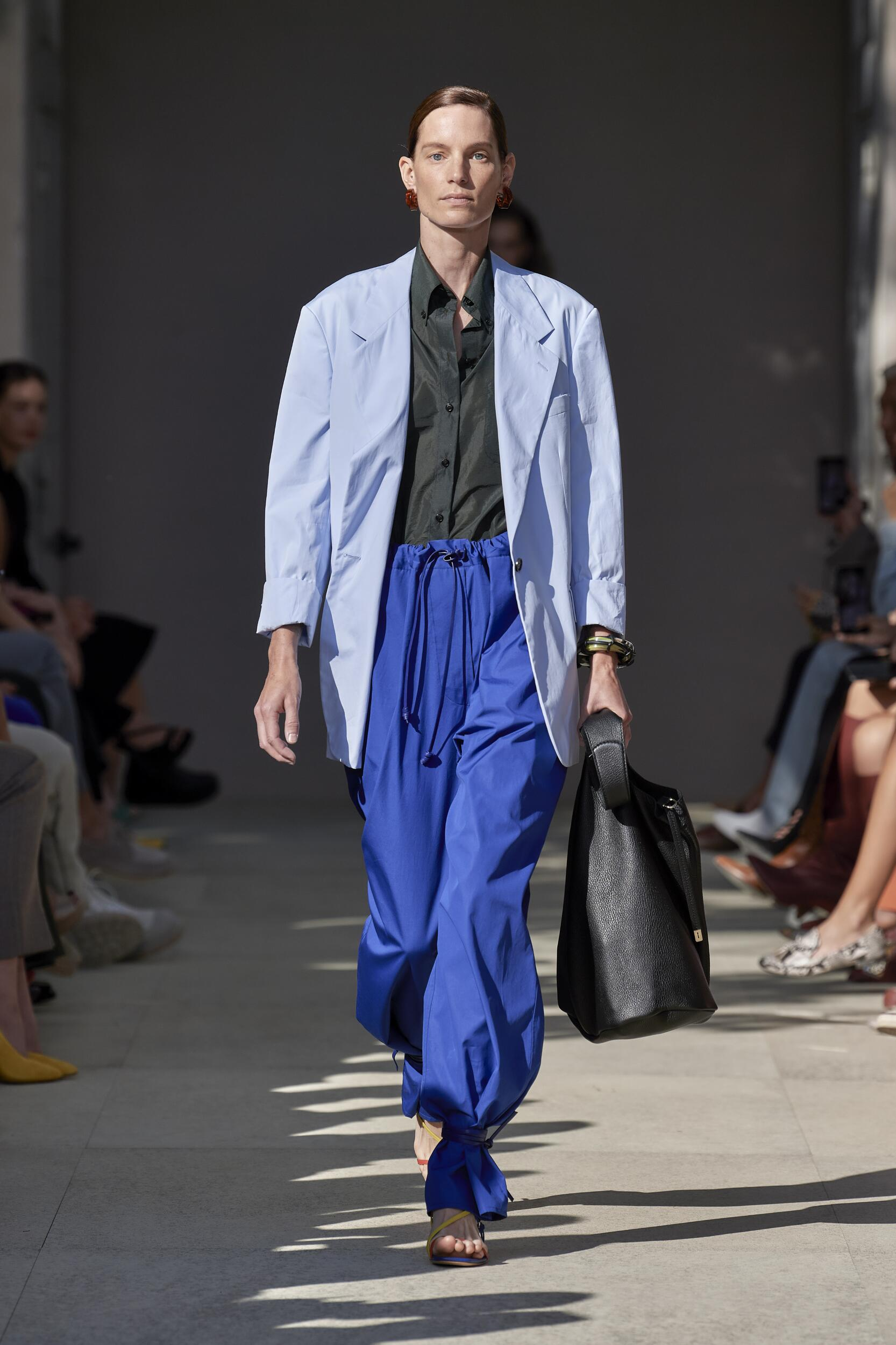 Catwalk Salvatore Ferragamo Summer 2020
