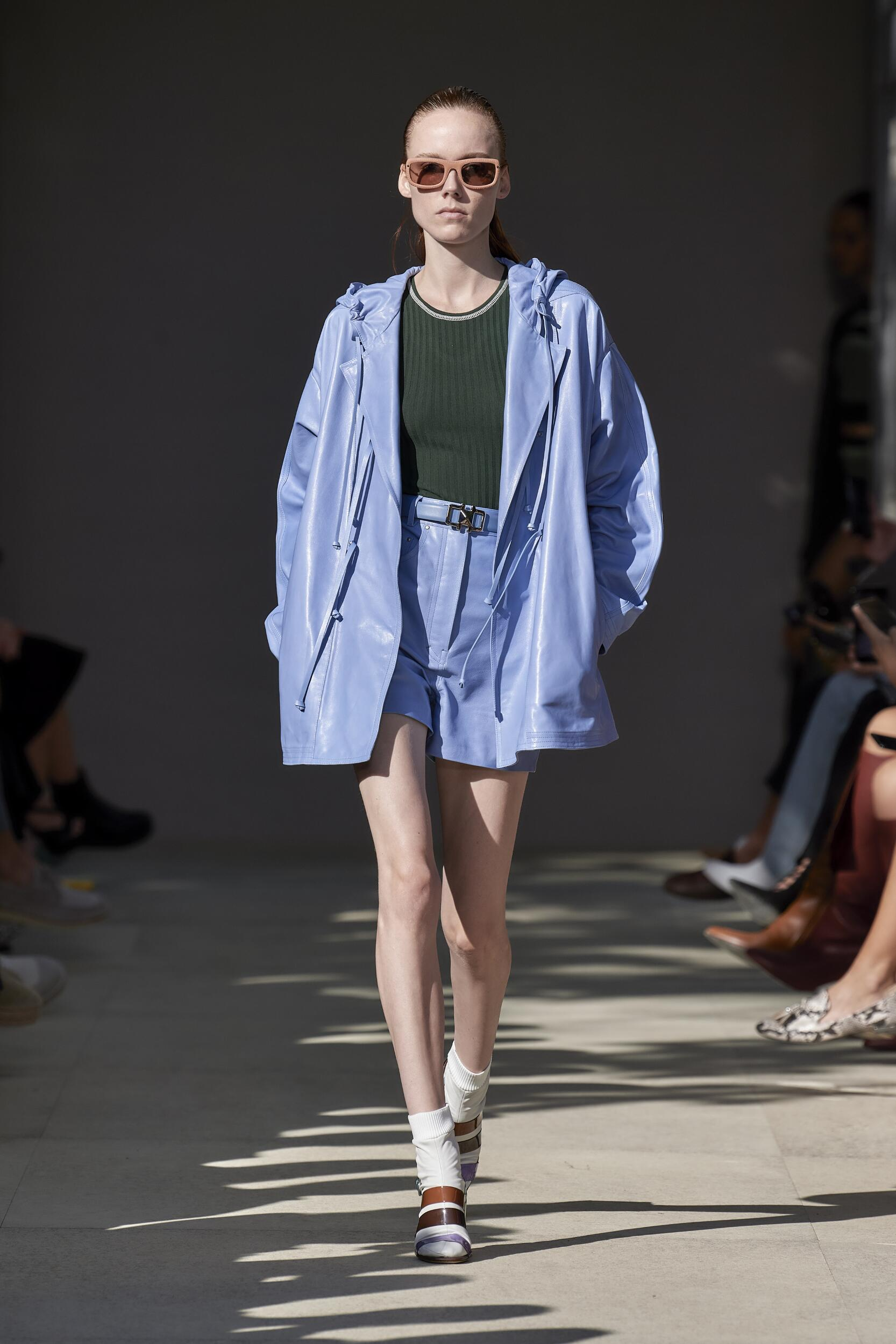 Catwalk Salvatore Ferragamo Woman Fashion Show Summer 2020