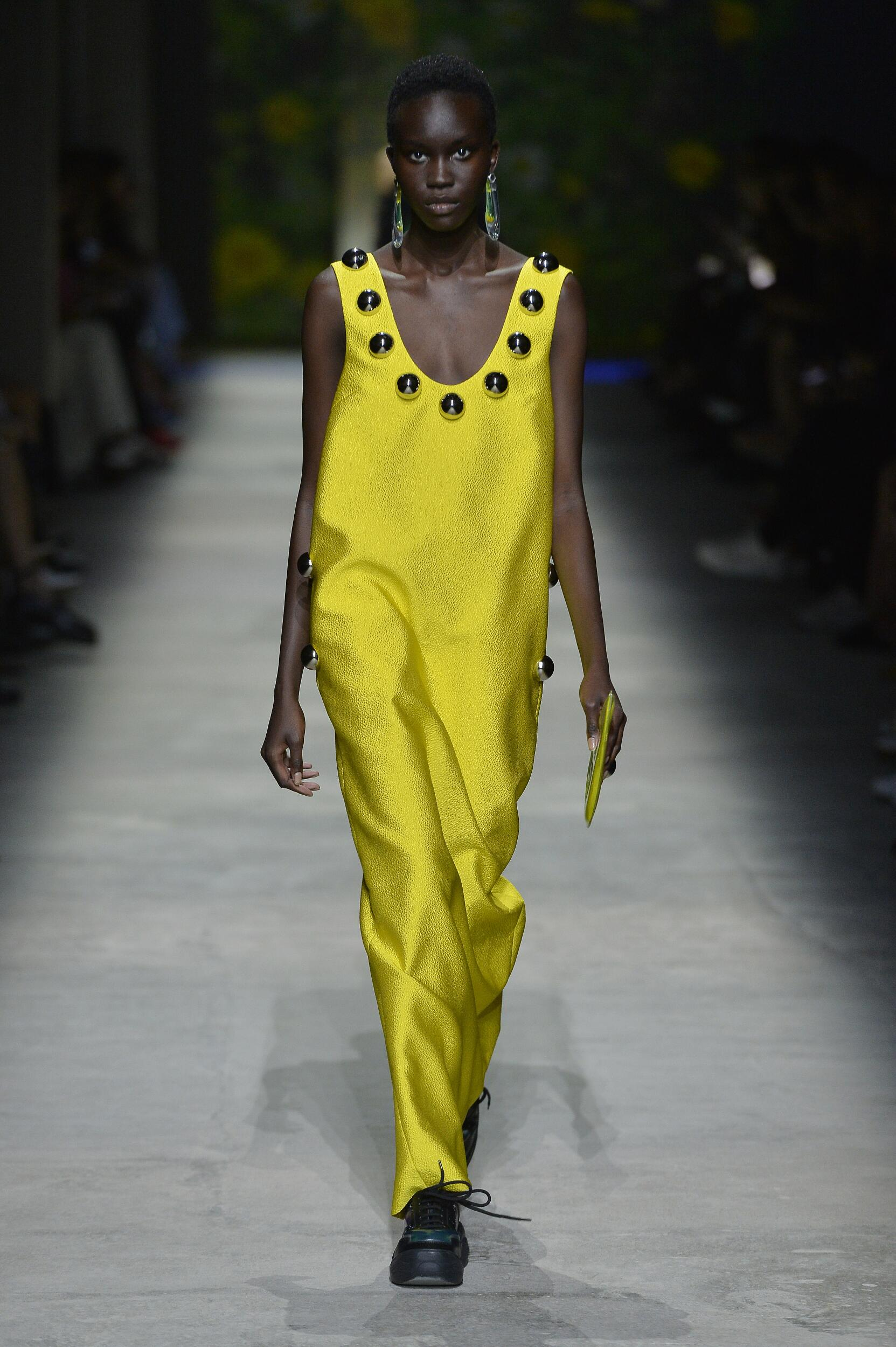 Christopher Kane Spring Summer 2020 Collection London Fashion Week