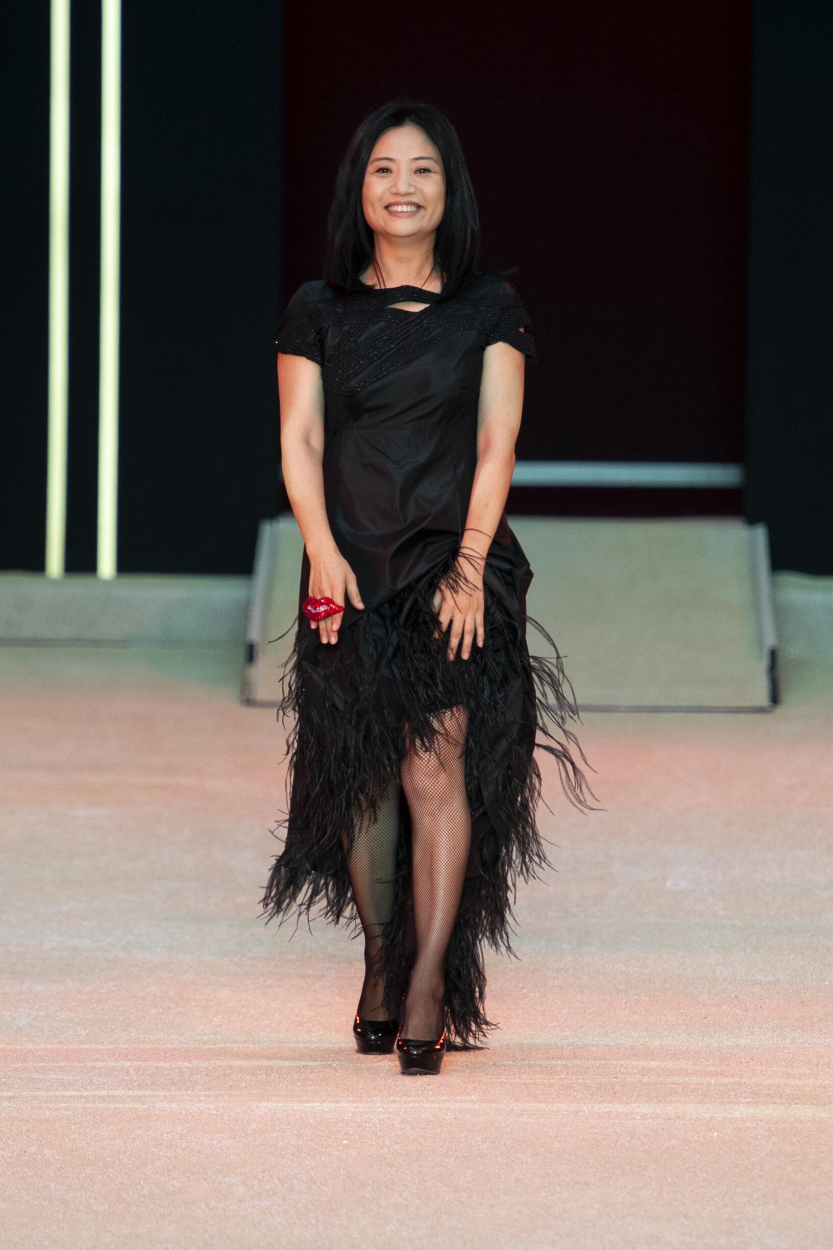Creative Director Guo Pei