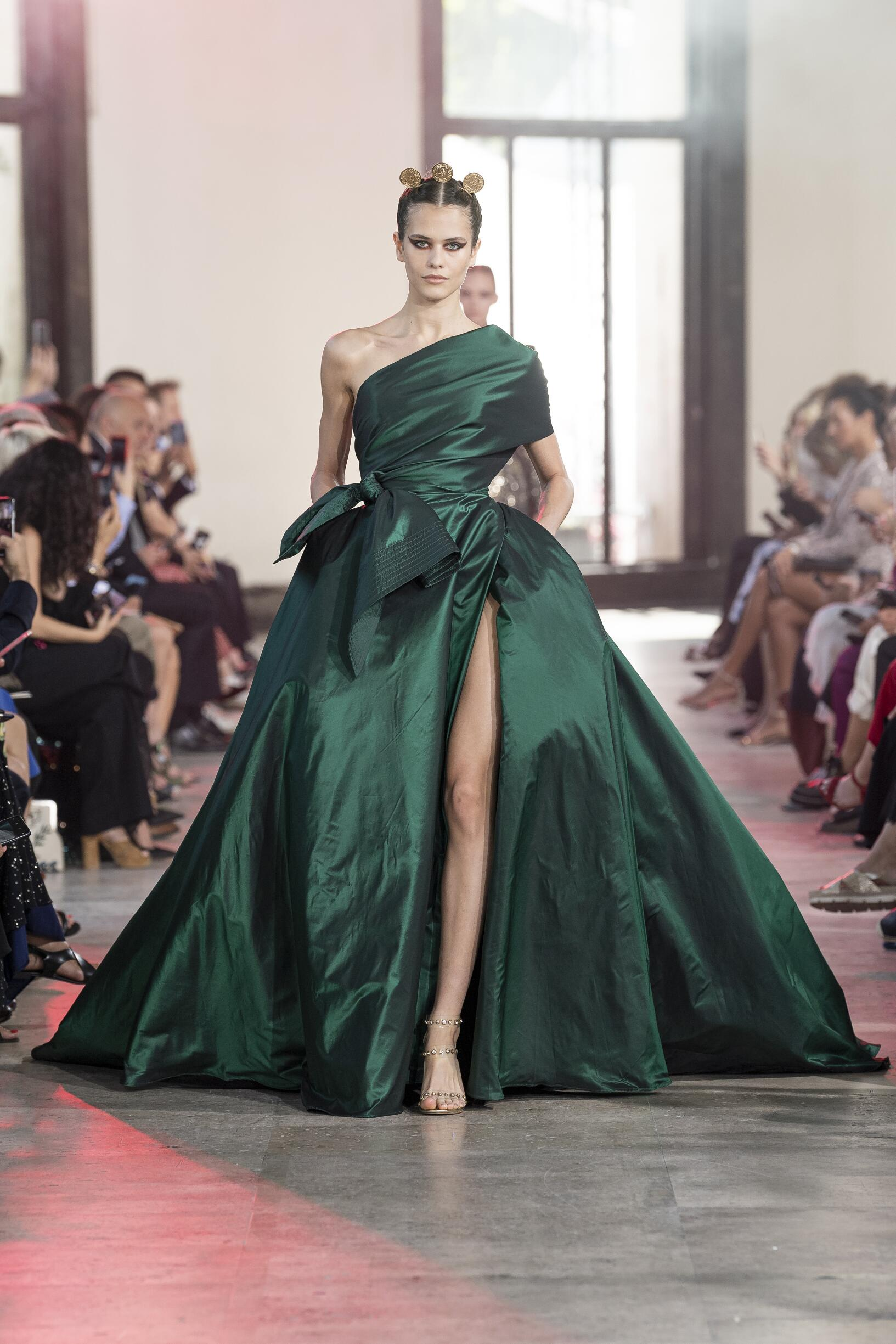 Elie Saab Haute Couture FW 2019 Womenswear