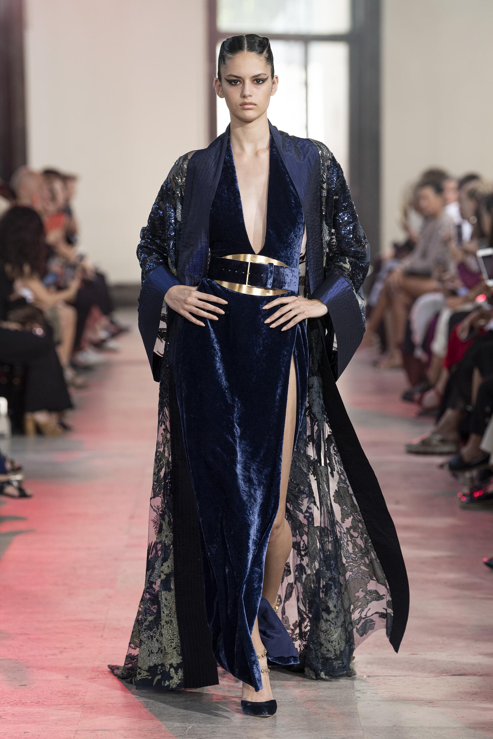 Elie Saab Haute Couture Fall Winter 2019-2020