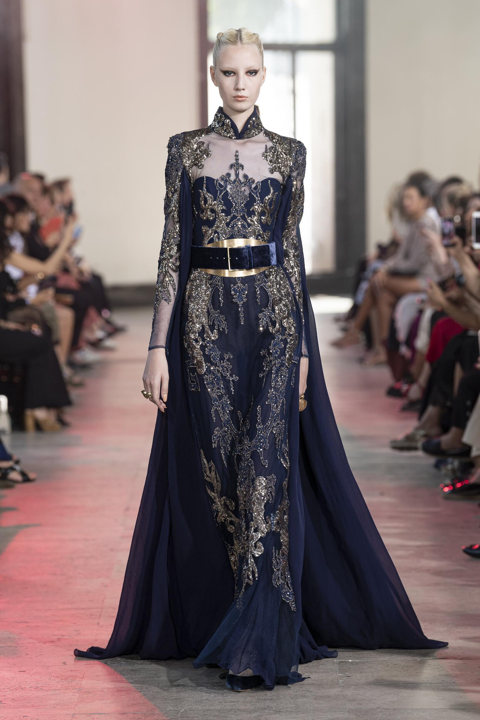 Elie Saab Haute Couture Woman 2019-20