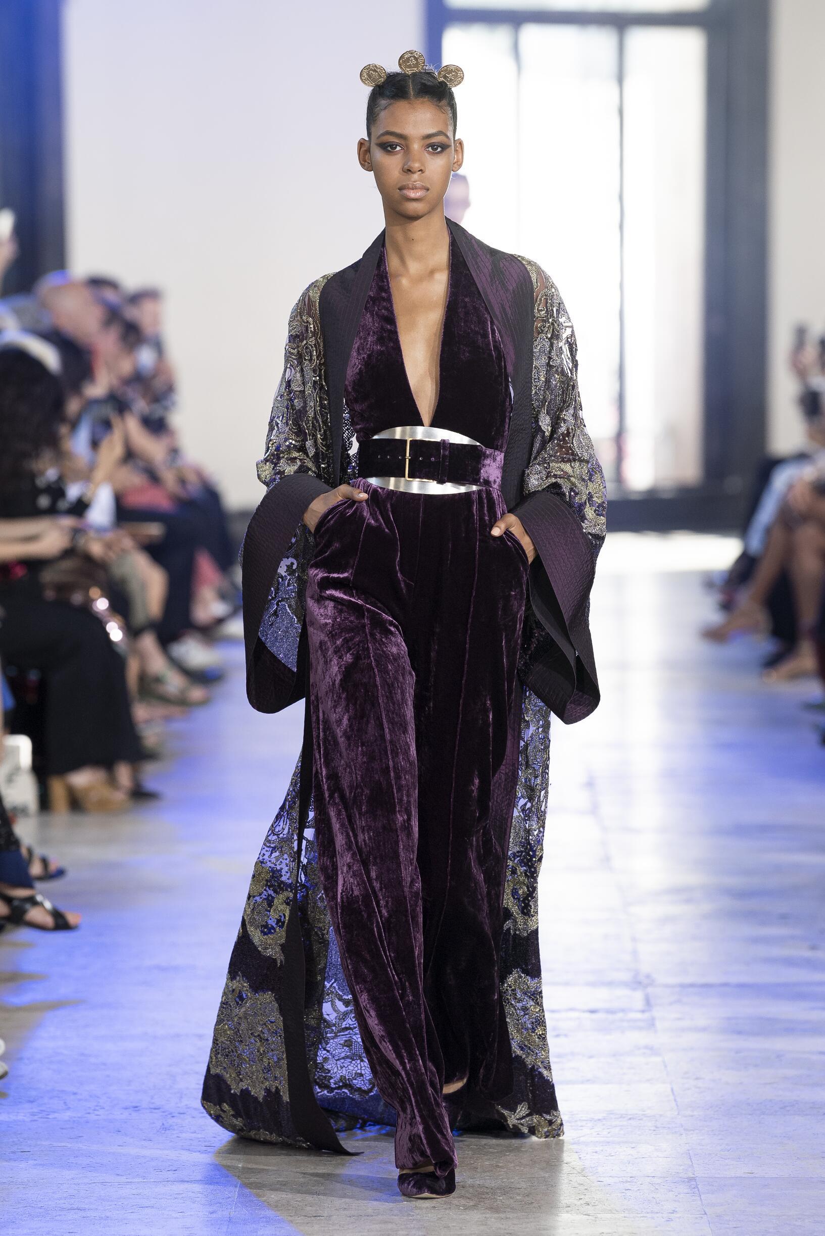 Elie Saab Haute Couture Woman 2019-2020