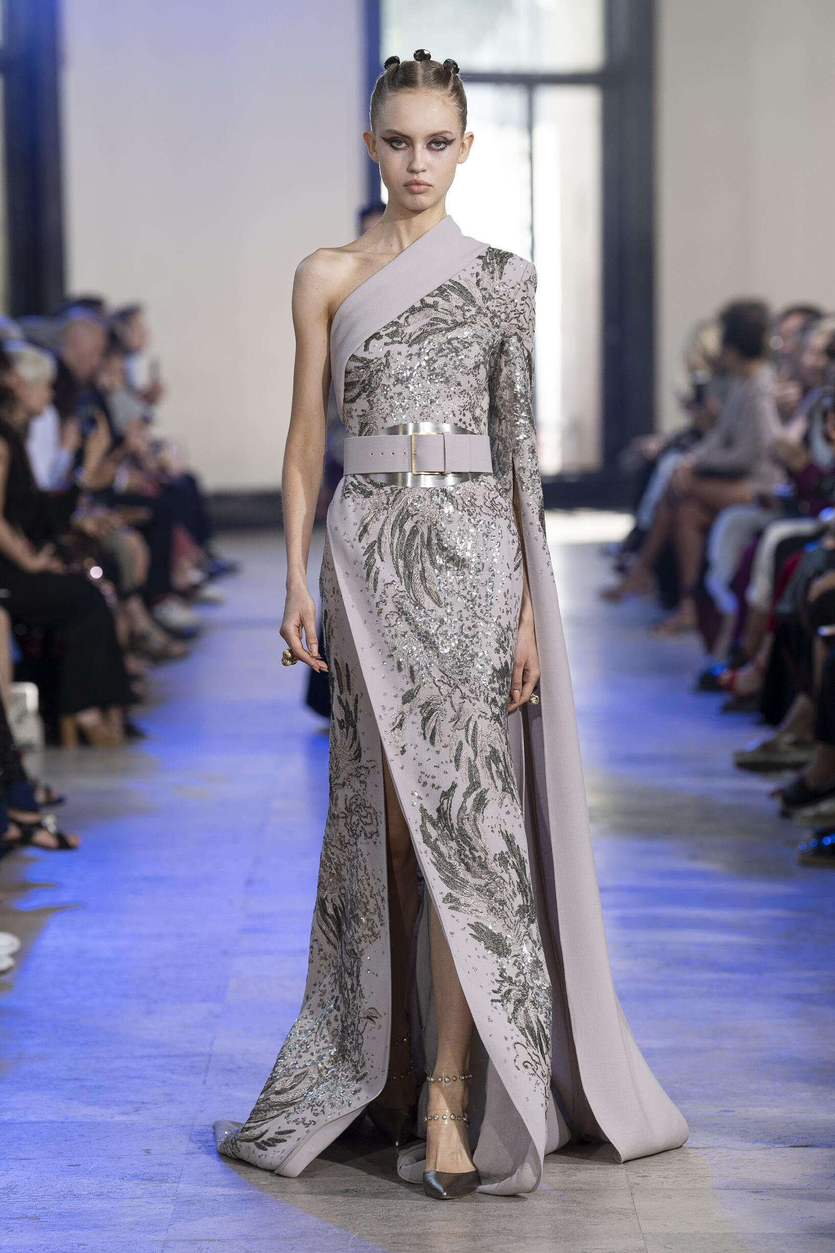 Elie Saab Haute Couture Woman Style